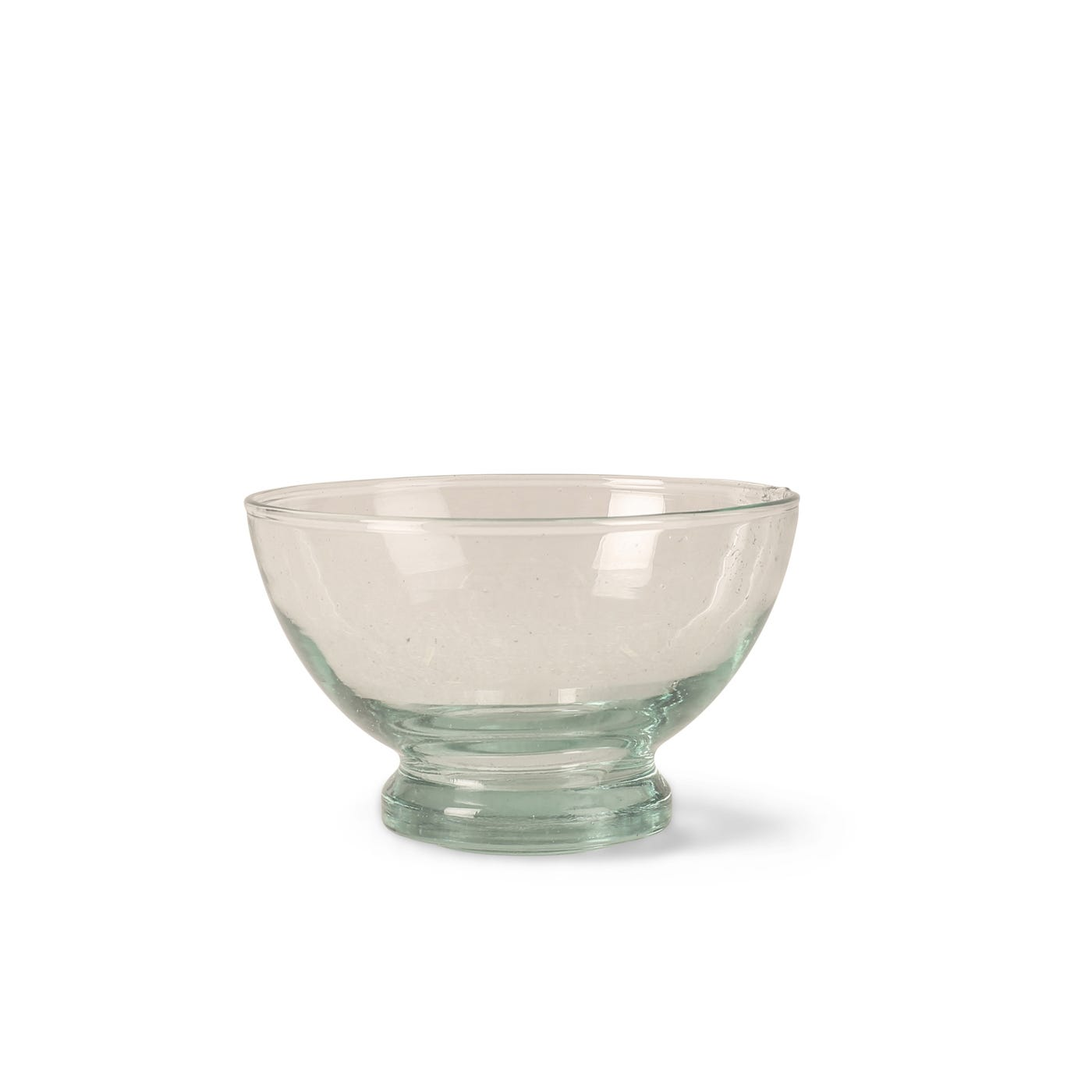 Moroccan Recycled Glass Bowl