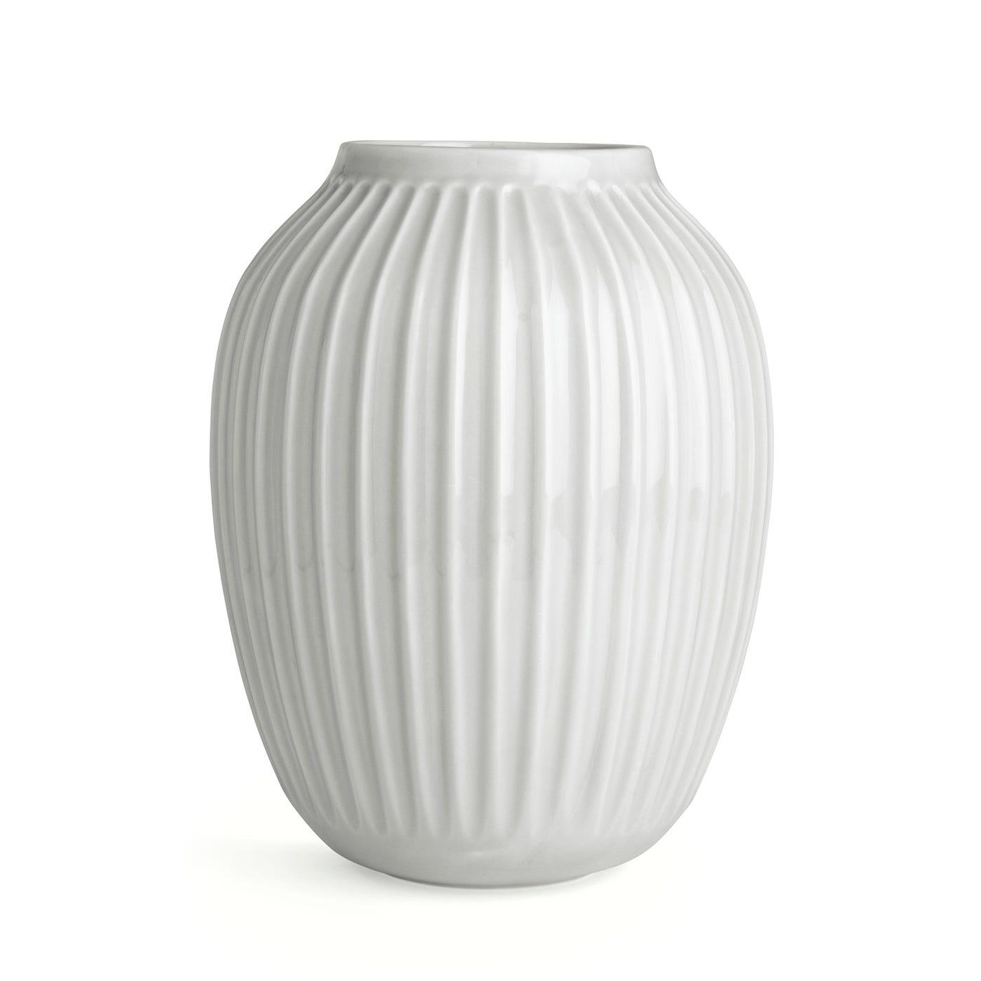 Kahler hammershoi ridged vase large white heals hammershoi ridged vase large white reviewsmspy