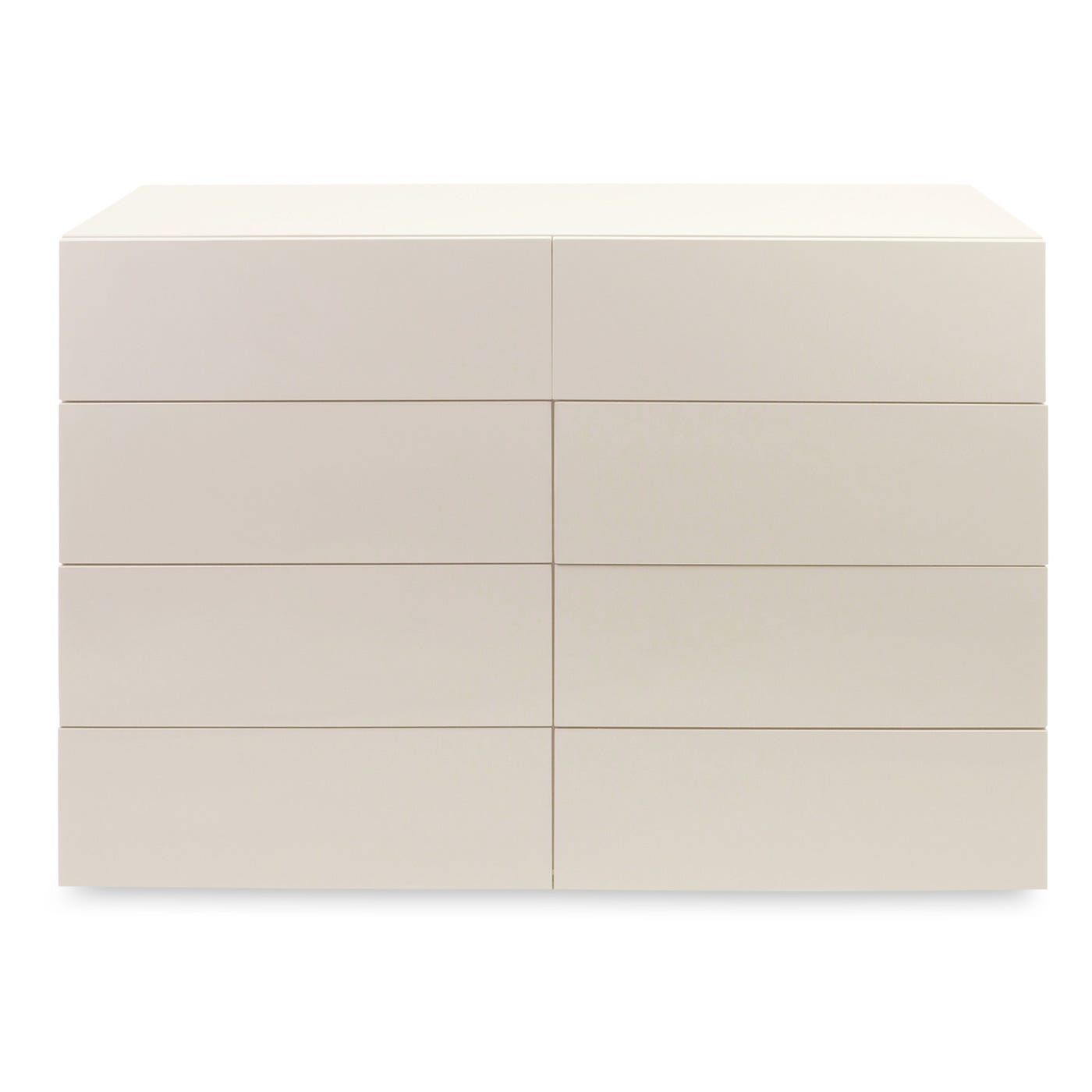 Space 8 Drawer Wide Chest Turtledove