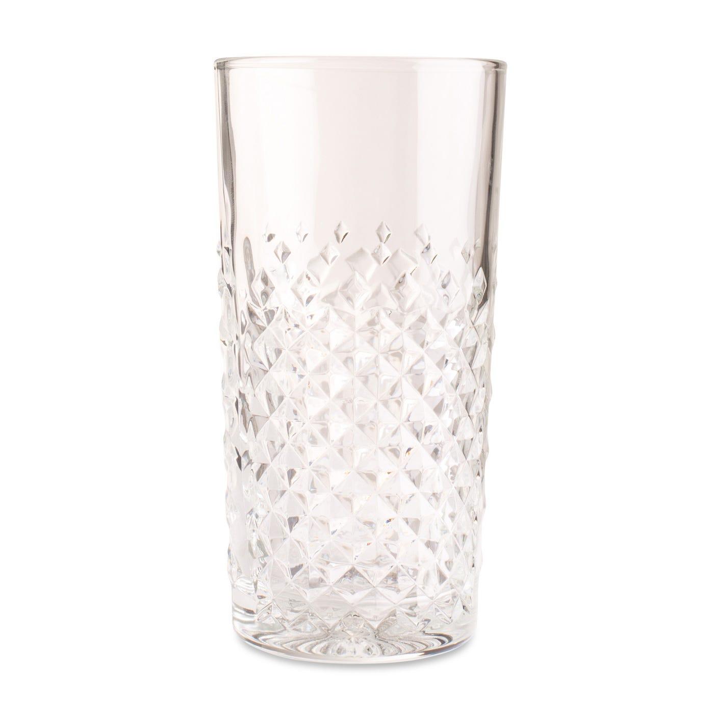 Carats Glass Hi-ball