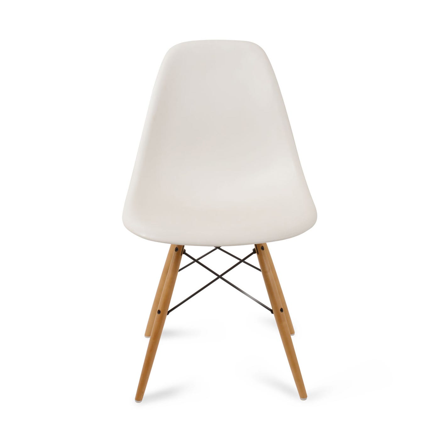 Eames DSW Chair New Height White