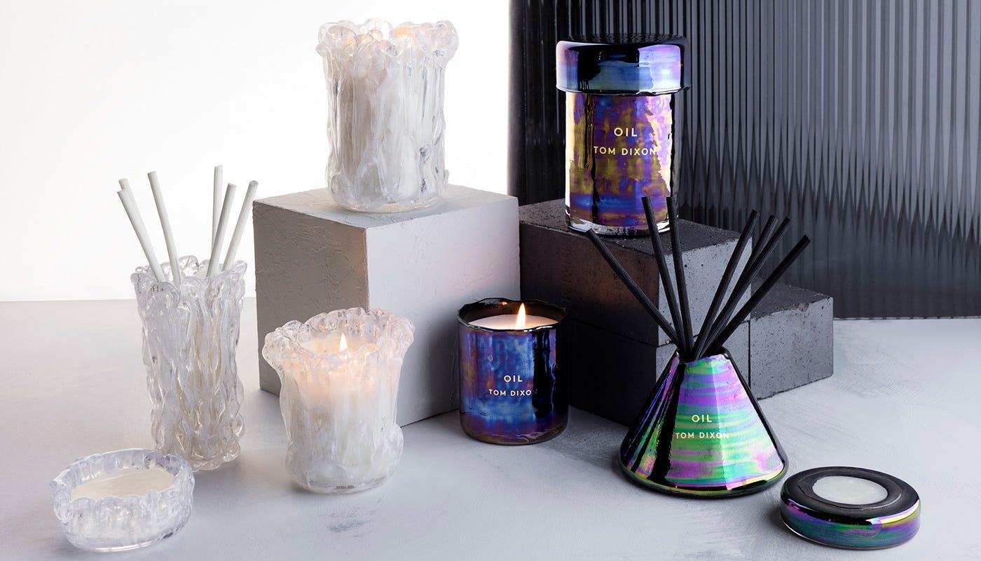 Tom Dixon Oil Candle Medium Heal S