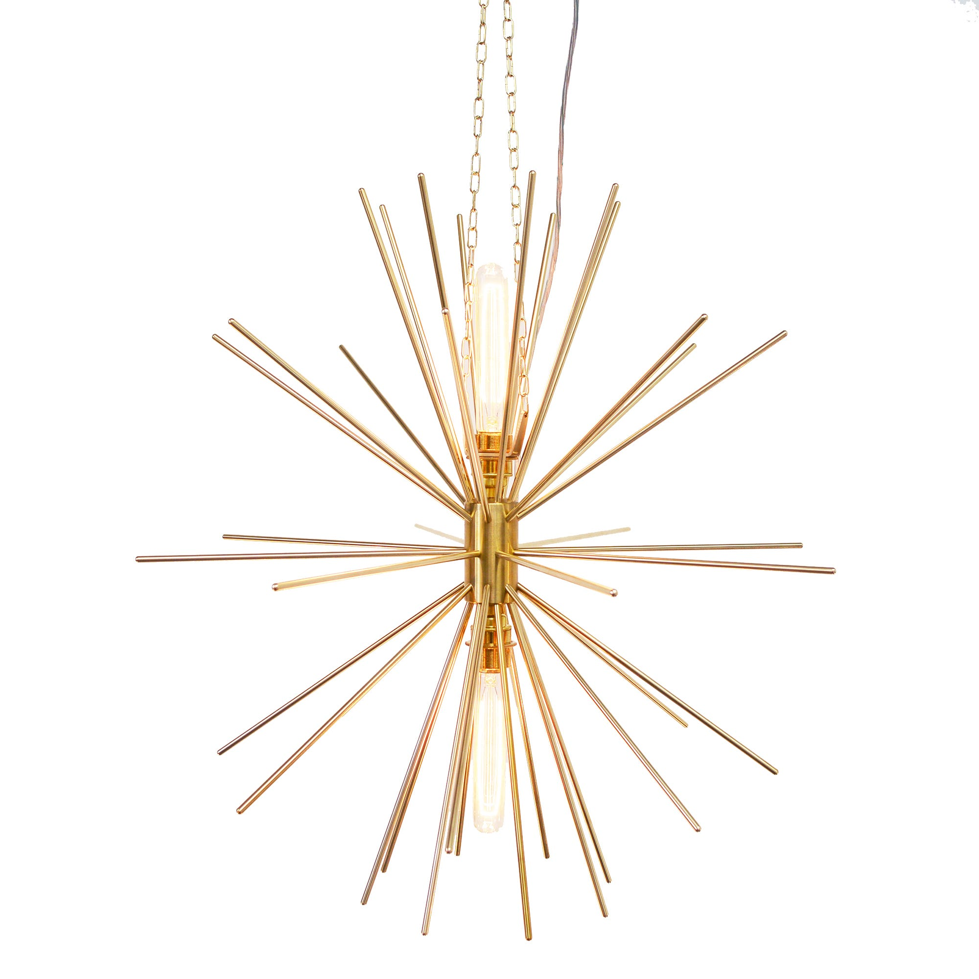 Elara Pendant Solid Brass
