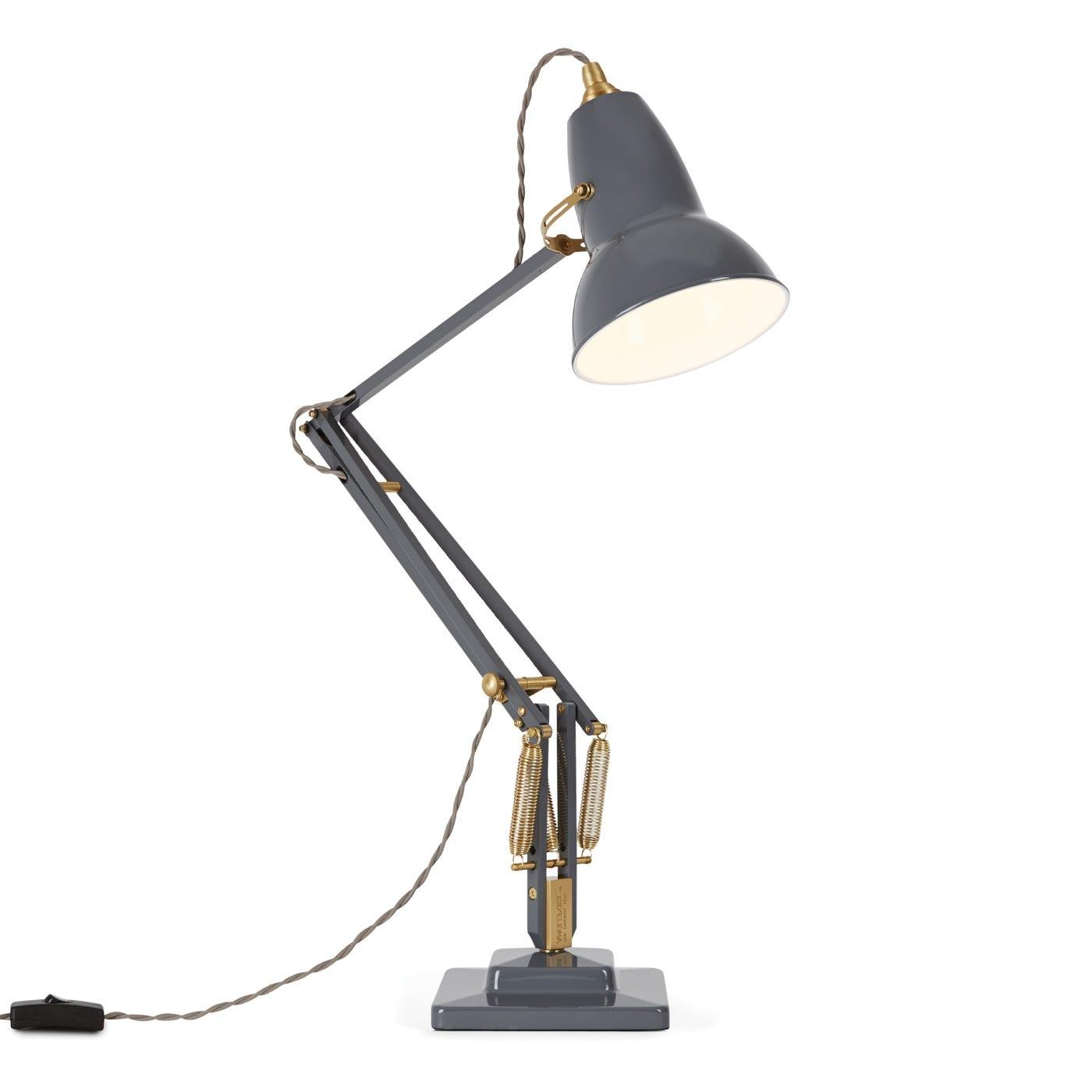 Original 1227 Brass Desk Lamp