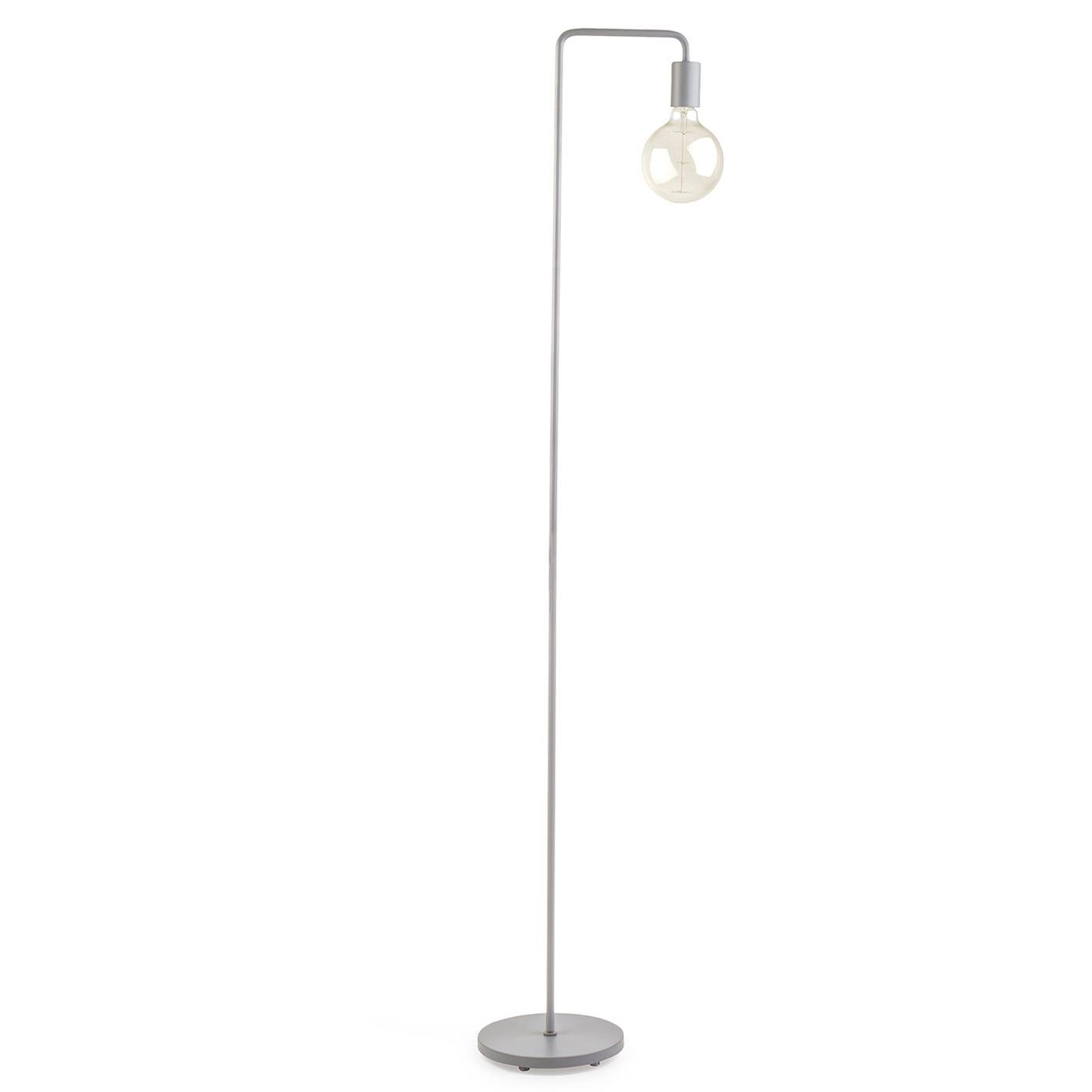 Heal\'s Junction Floor Lamp Grey | HEAL\'S