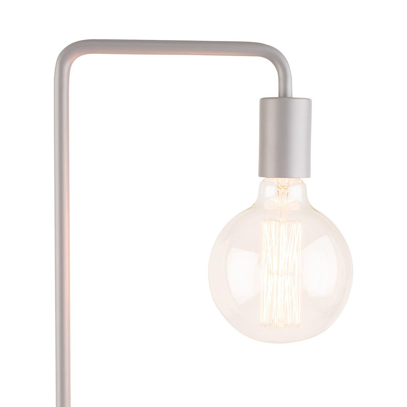 Heals junction floor lamp grey heals aloadofball Choice Image