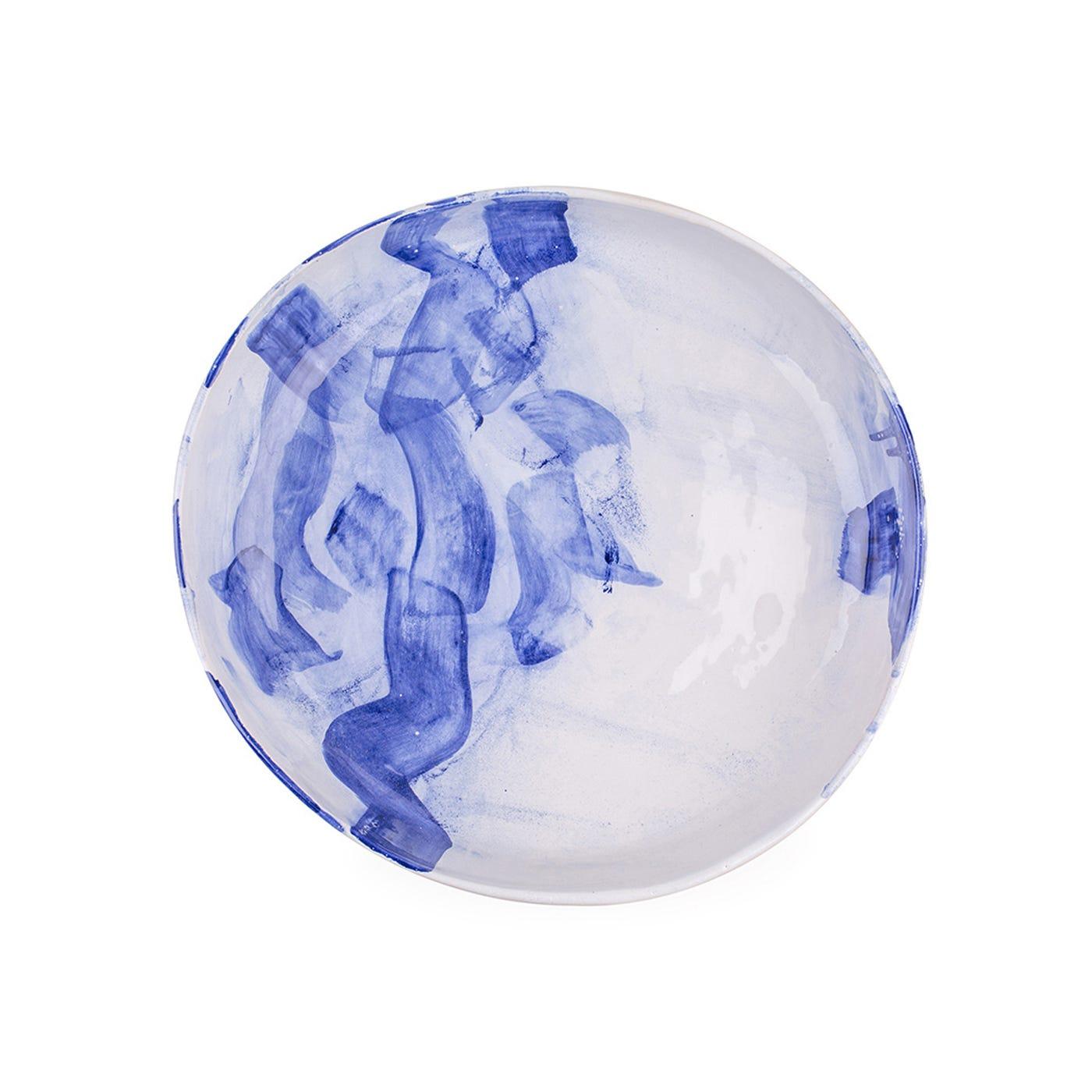 Majolica Large Bowl
