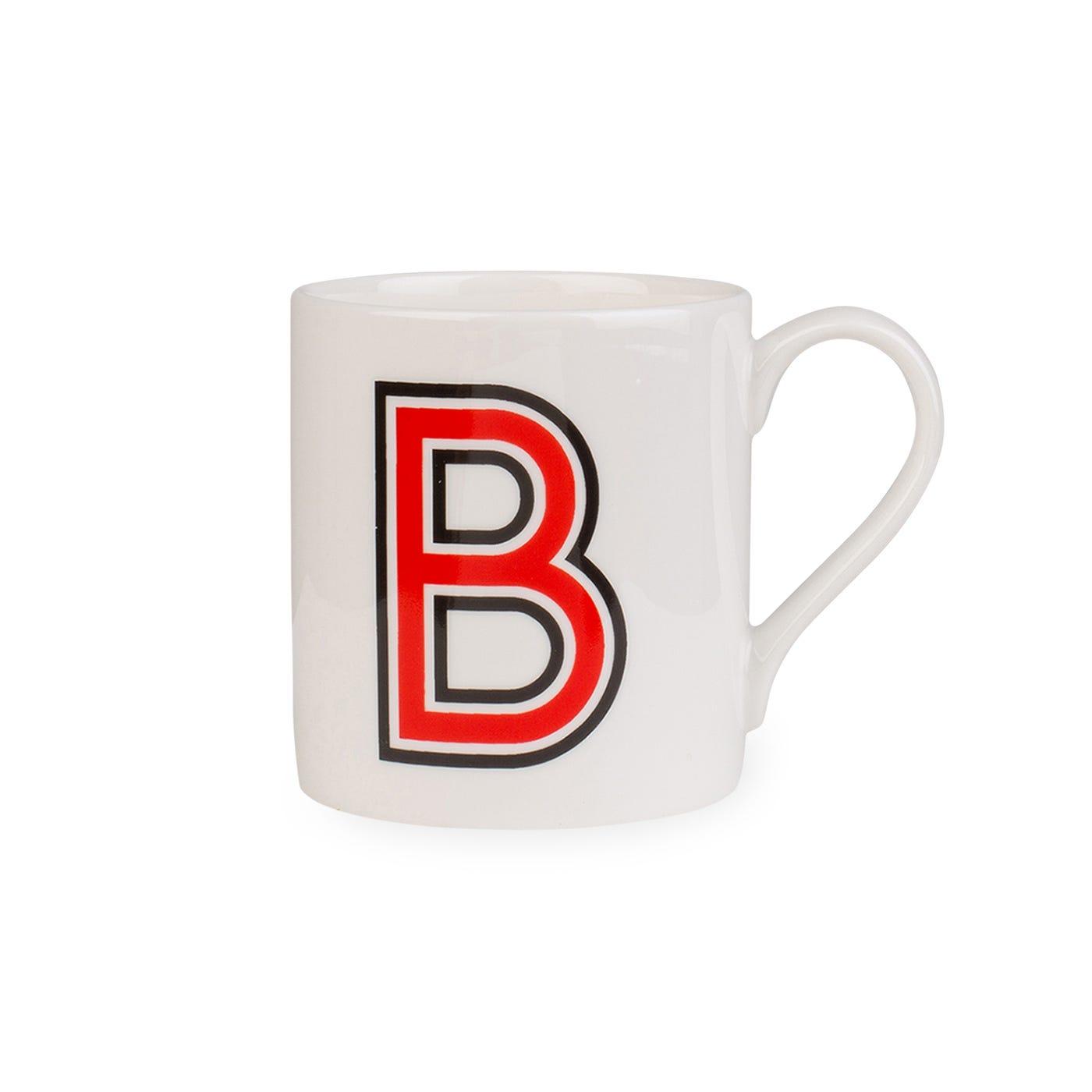 Heal's Heritage Alphabet Mug B