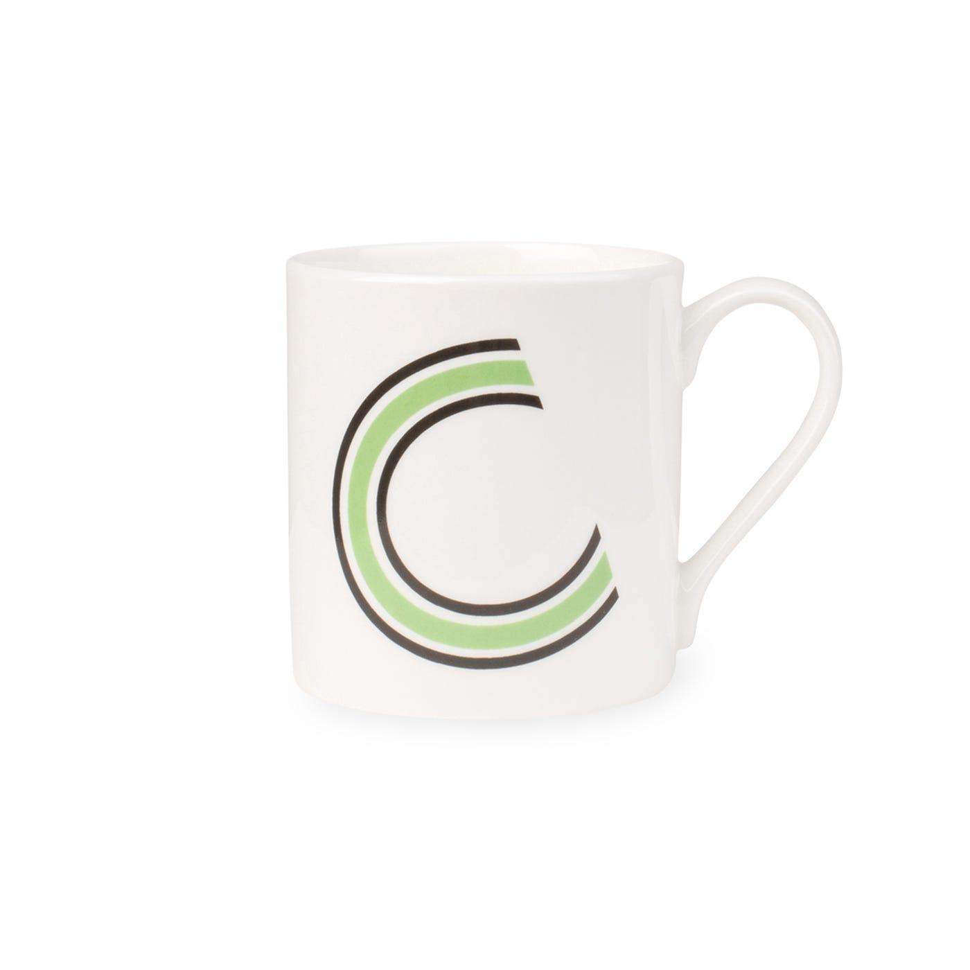 Heal's Heritage Alphabet Mug C