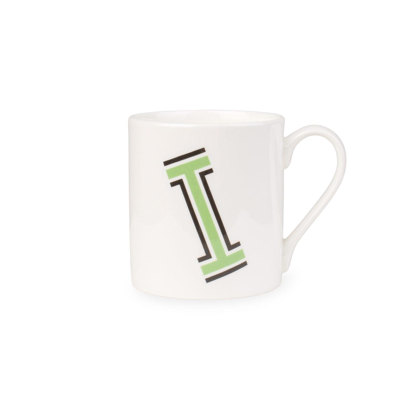 Heal's Heritage Alphabet Mug I
