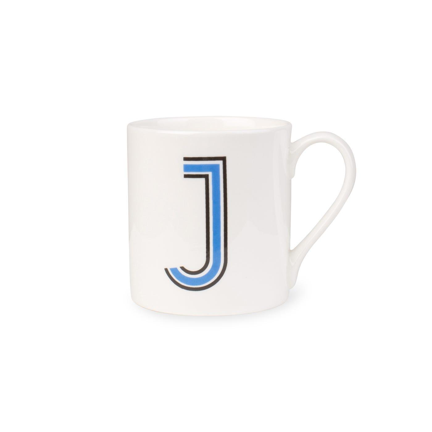 Heal's Heritage Alphabet Mug J