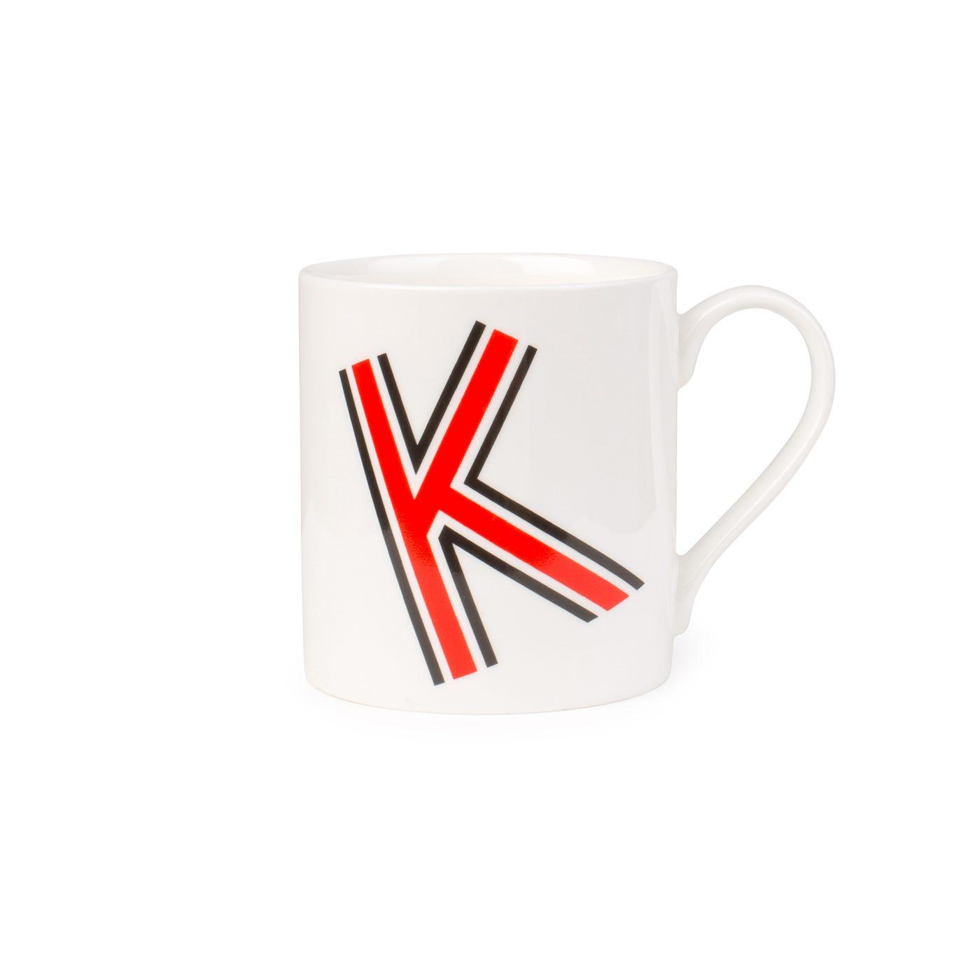 Heal's Heritage Alphabet Mug K