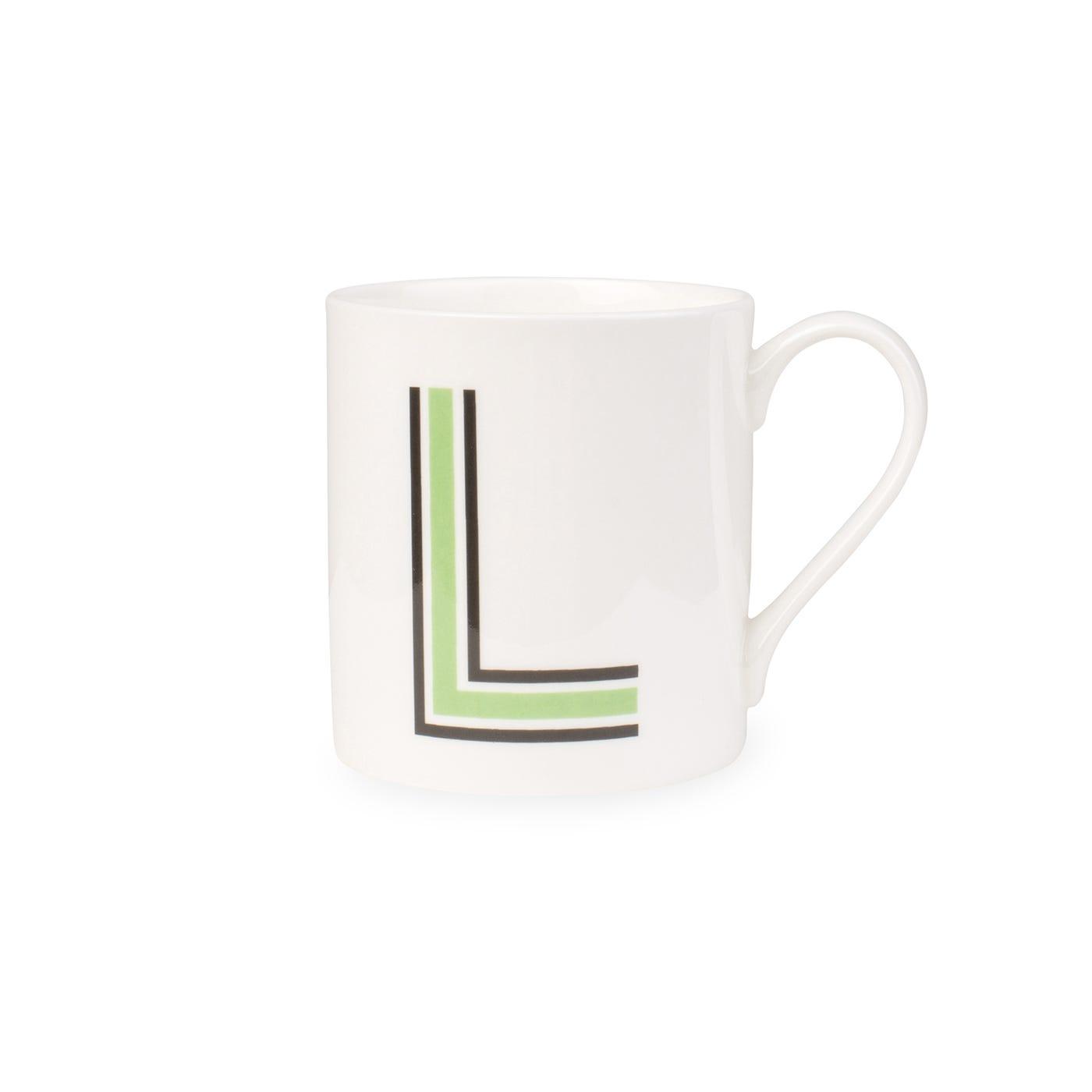 Heal's Heritage Alphabet Mug L
