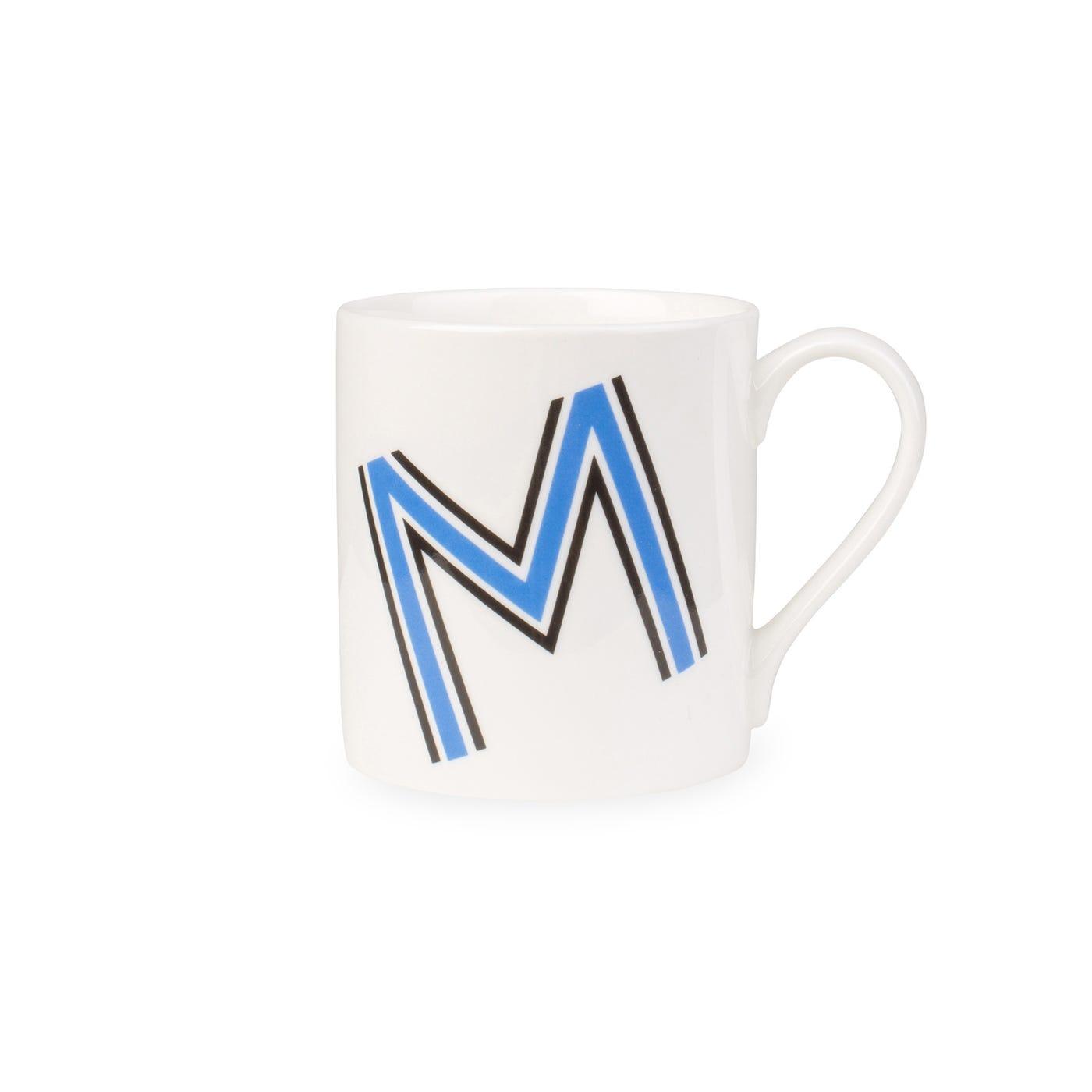 Heal's Heritage Alphabet Mug M