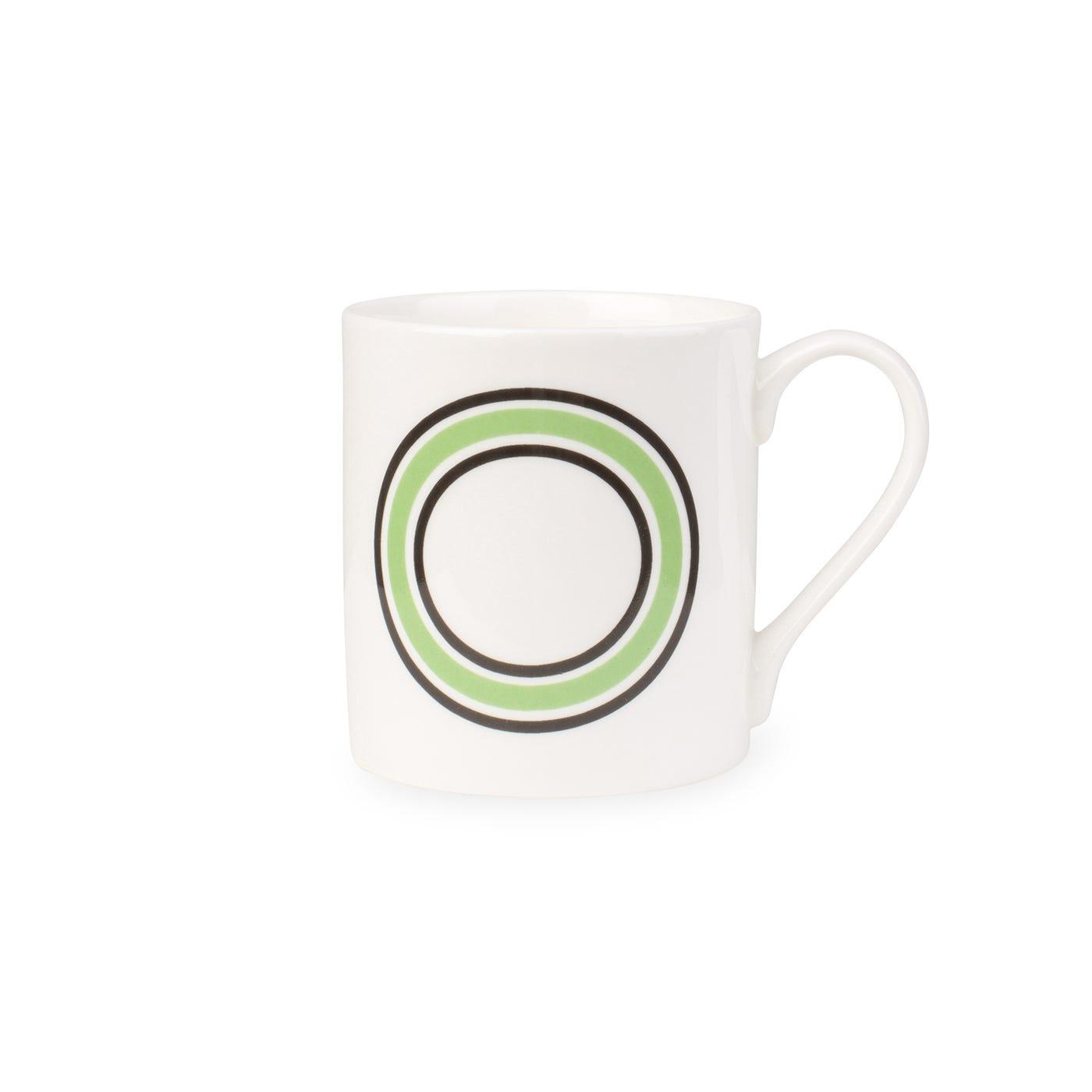 Heal's Heritage Alphabet Mug O