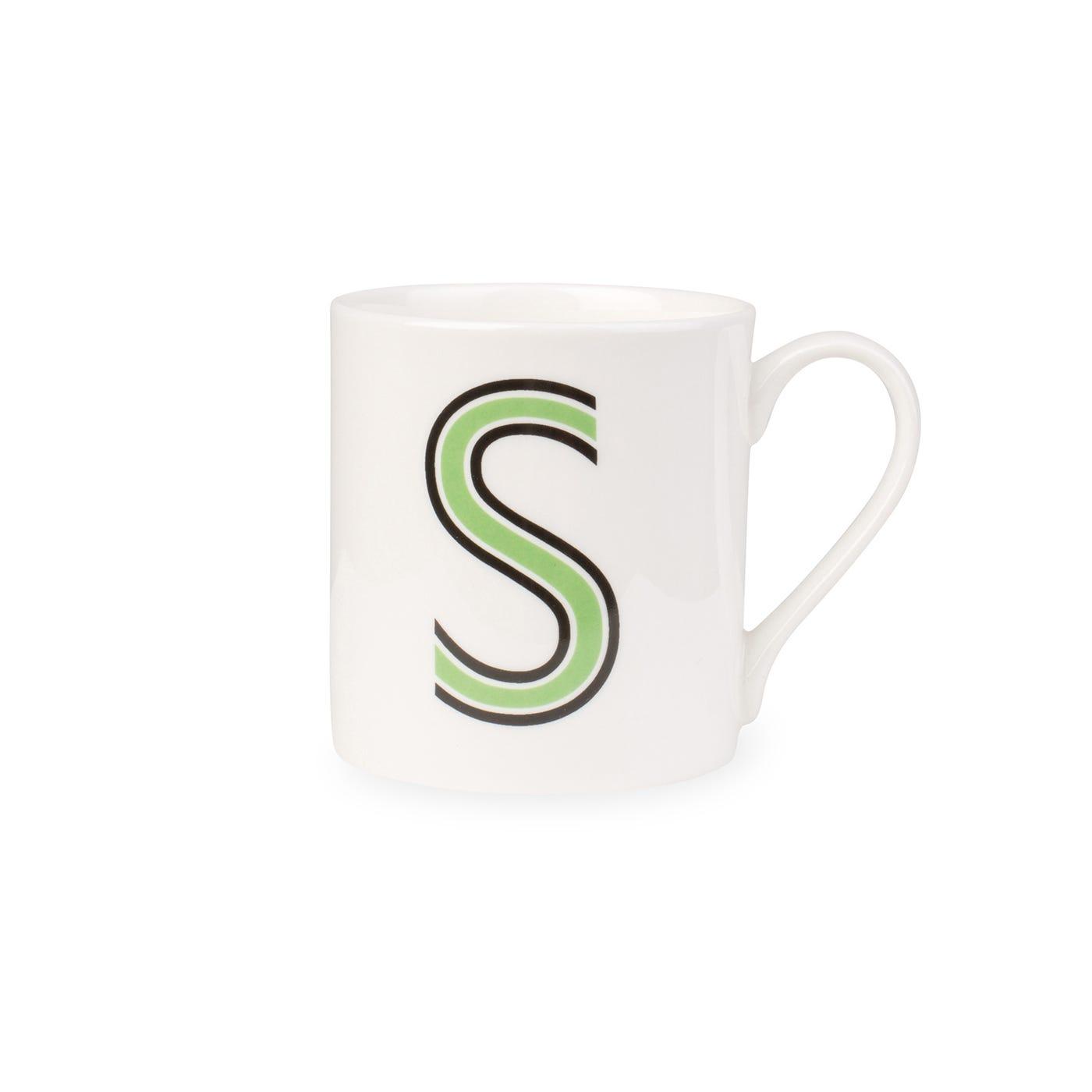 Heal's Heritage Alphabet Mug S