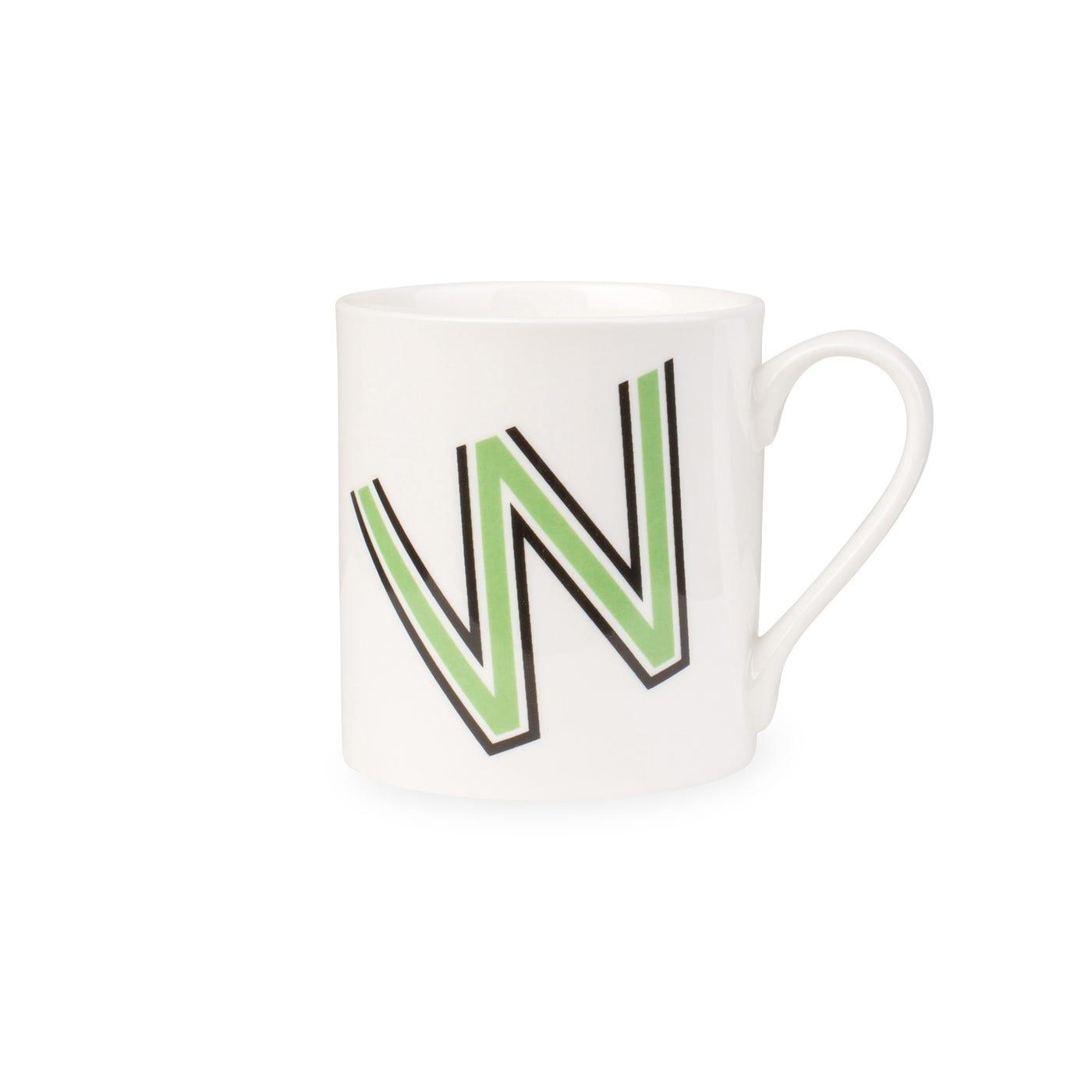Heal's Heritage Alphabet Mug W