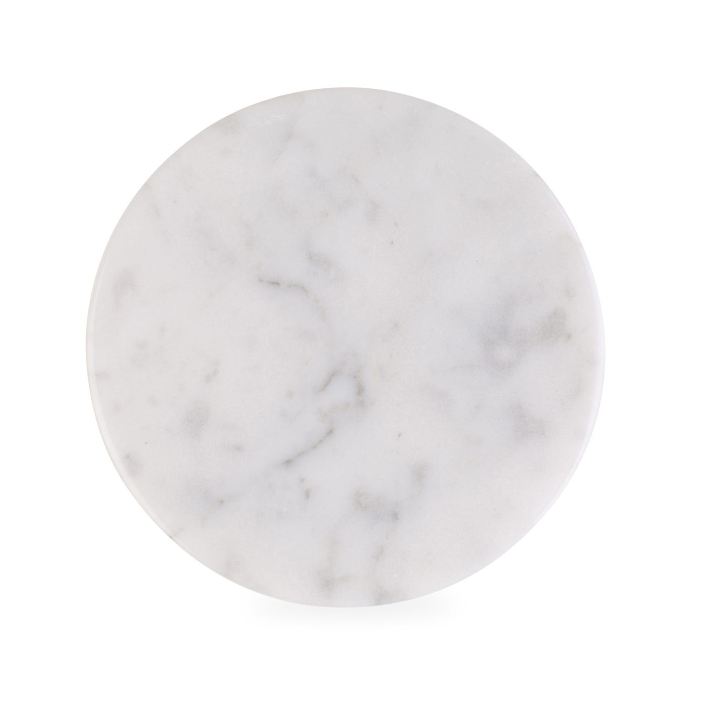 Marble Coaster White