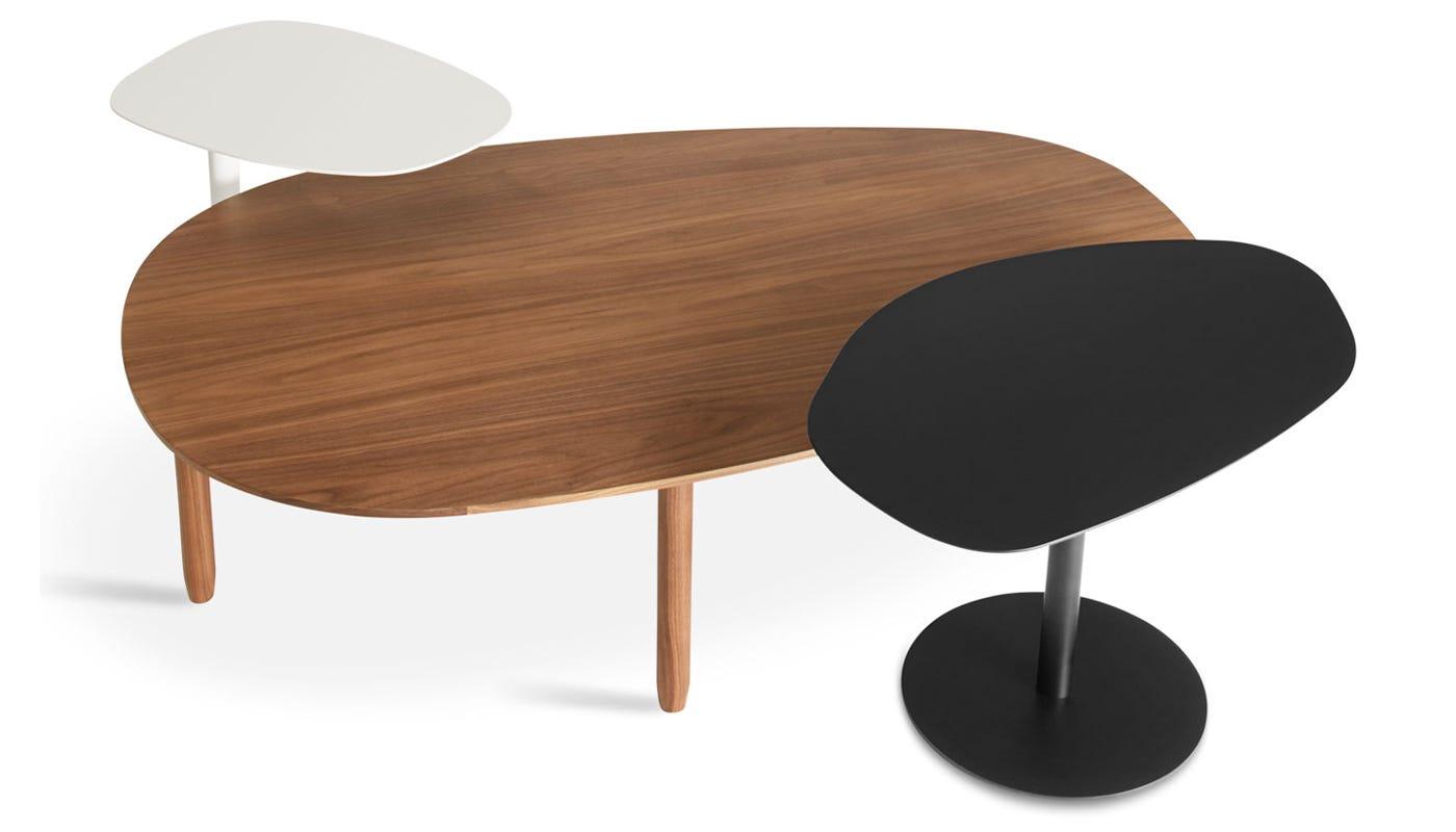 Blu Dot Swole Large Table Walnut Heal S