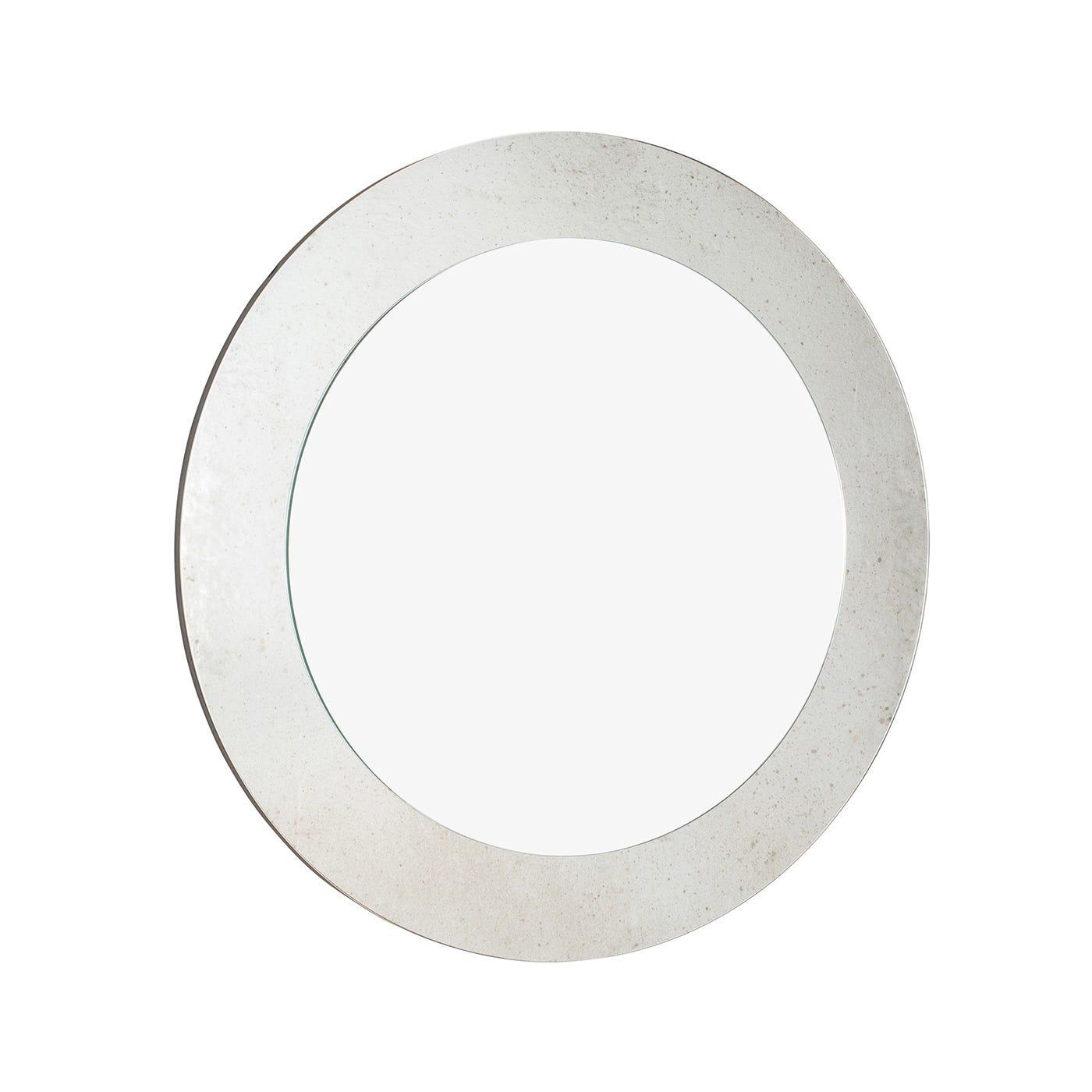 Round Layered Mirror