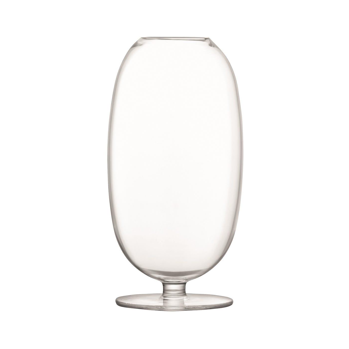 Olivia Vase Clear