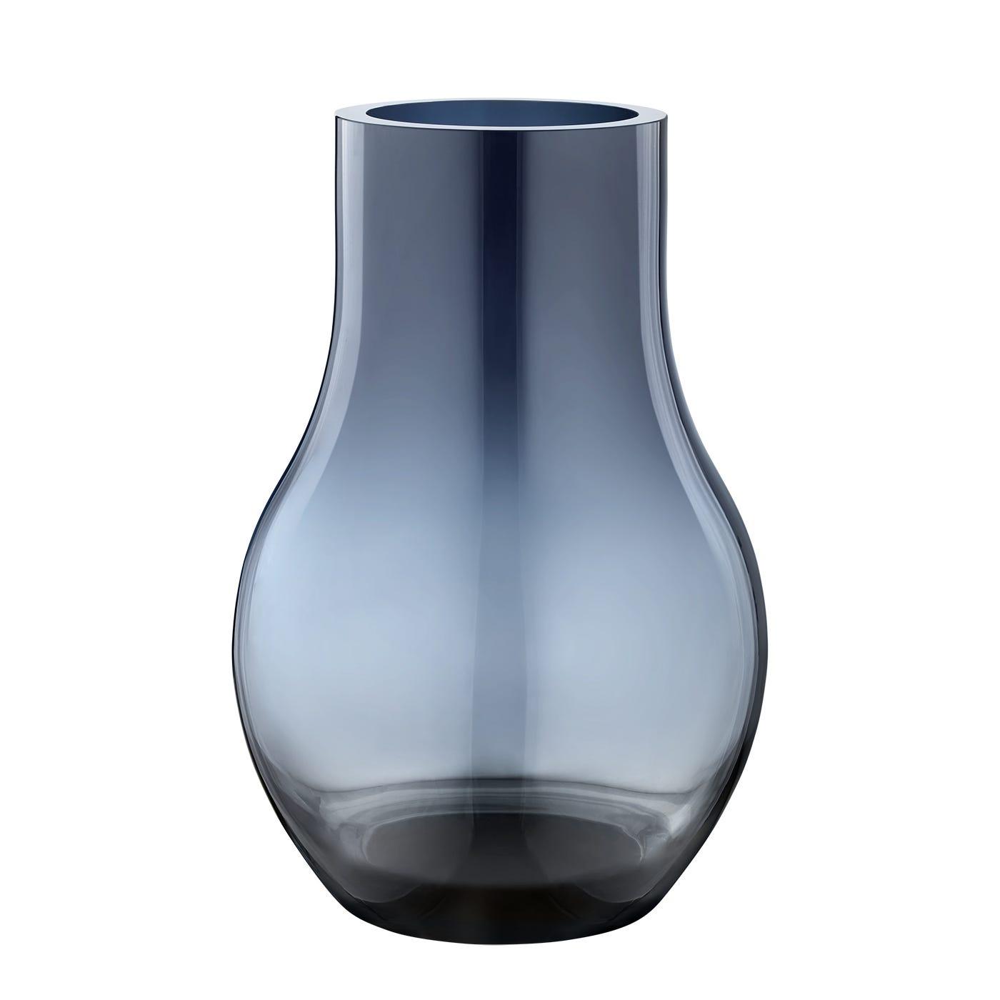 Cafu Vase Blue Medium