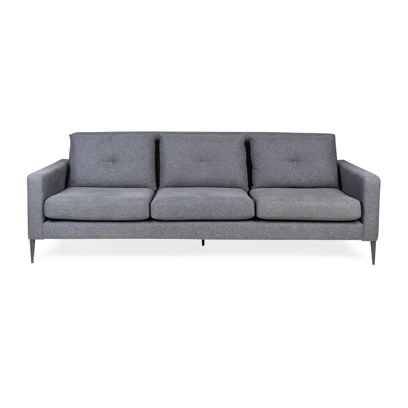 Brunel 4 Seater Sofa Murcia Grey  - Warehouse Sale