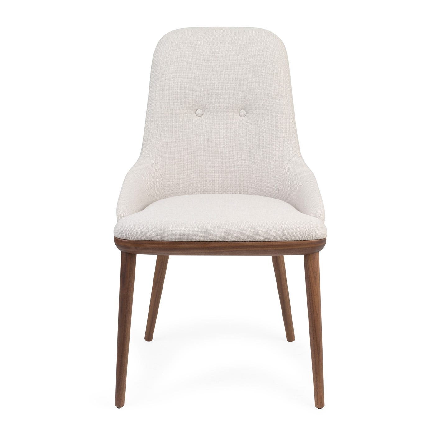 Connie Chair Walnut Stained Hallingdal 65/113