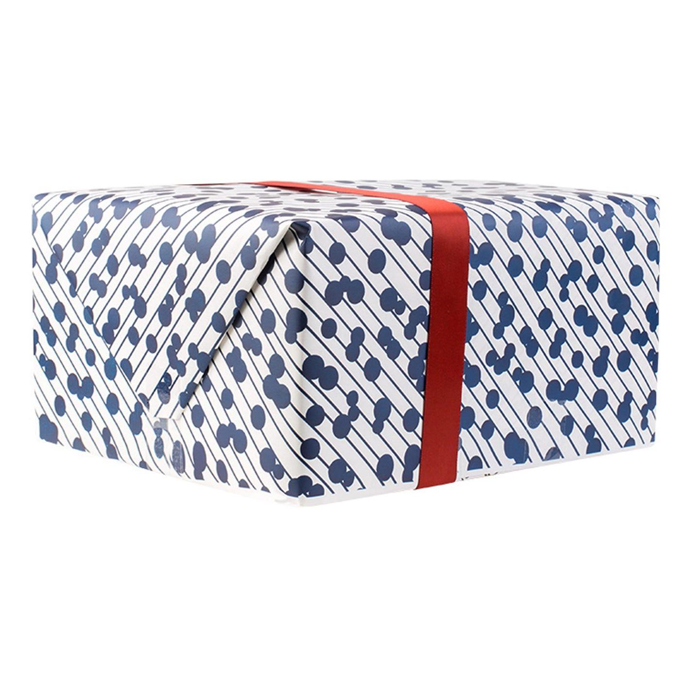 Bocci Chandelier Gift Wrap Blue