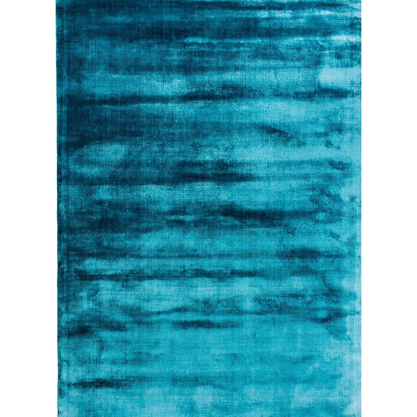 Lucens Rug Dark Blue 140 x 200cm Discontinued