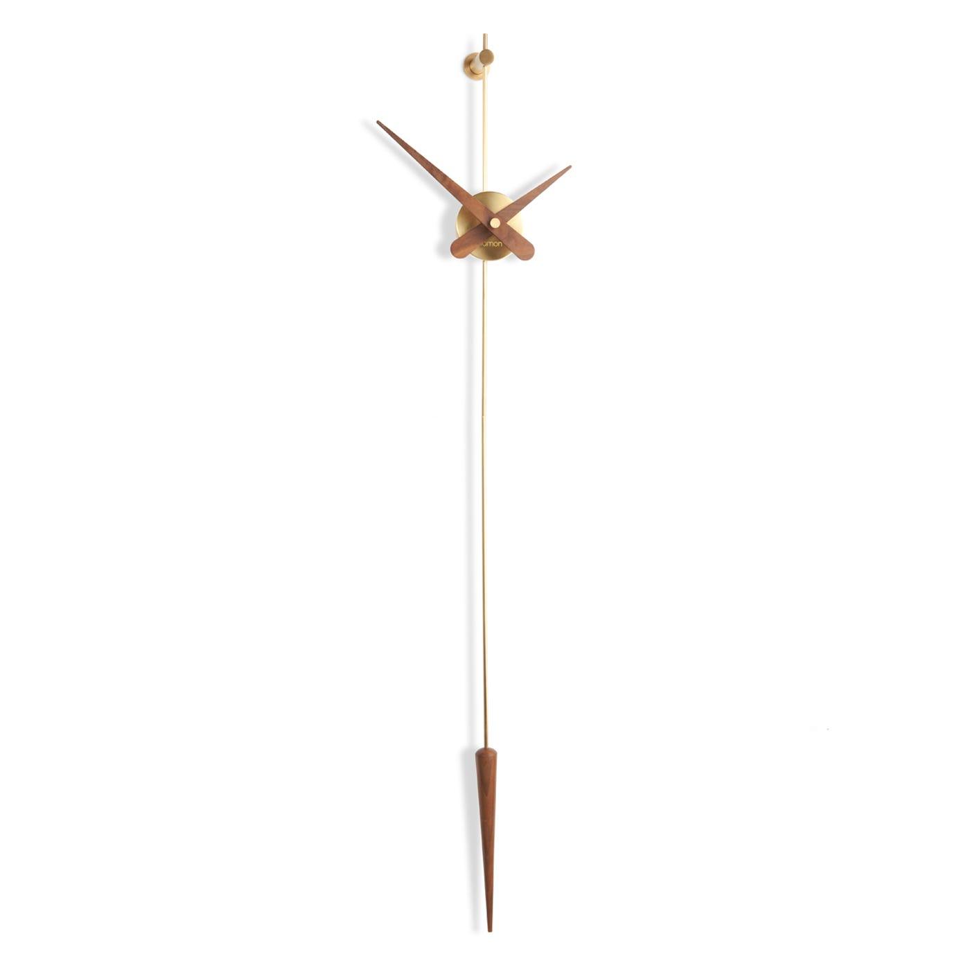 Pendulum Small Wall Clock