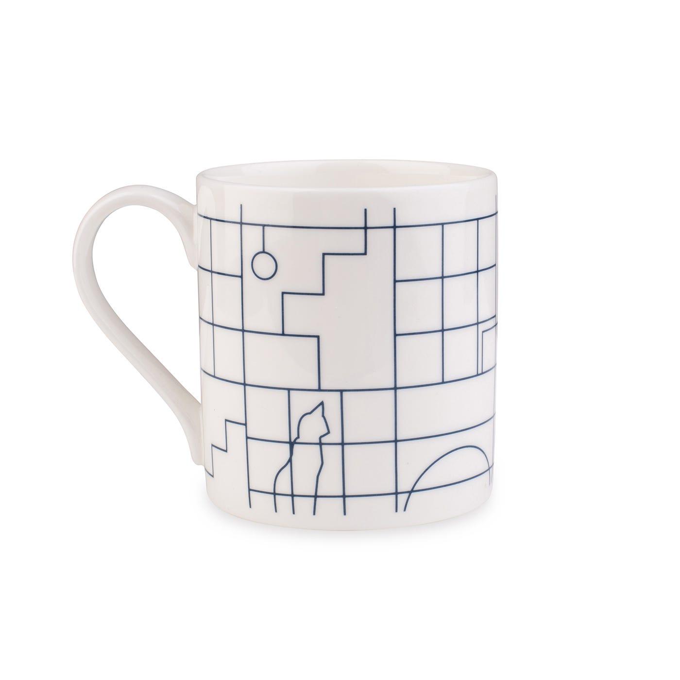 Heal's Cat Mug