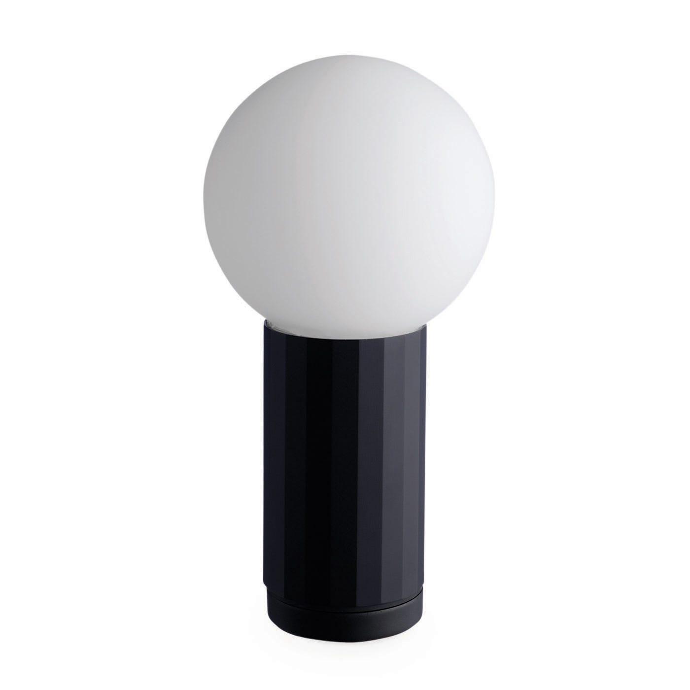 Turn On Table Lamp Black