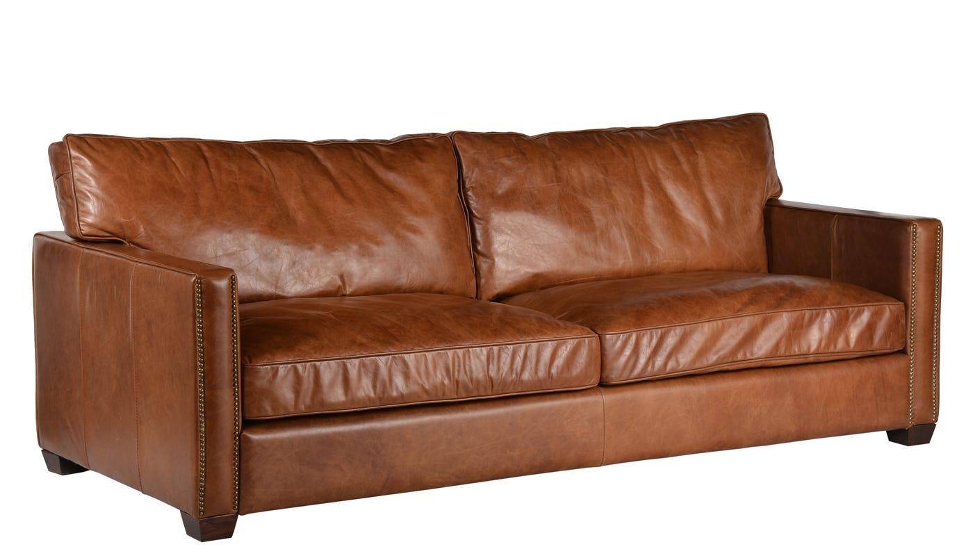 Viscount William 3 Seater Sofa Sofas