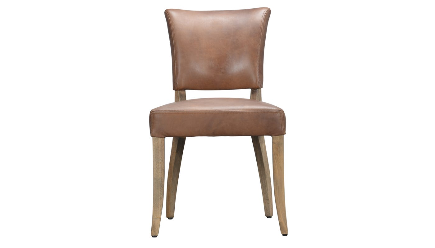 Groovy Mimi Dining Chair Destroyed Raw Leather Onthecornerstone Fun Painted Chair Ideas Images Onthecornerstoneorg