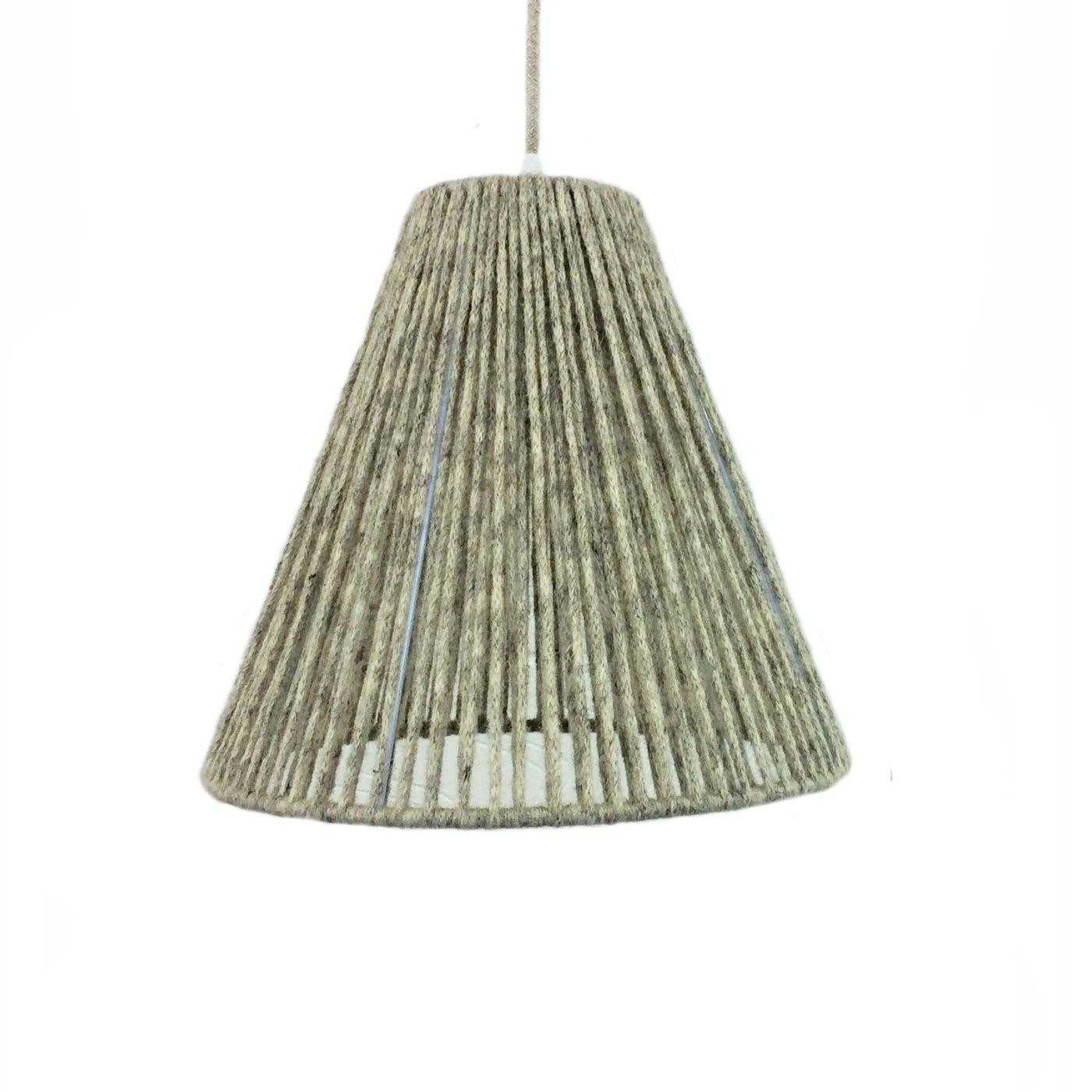 Eco Cone Pendant