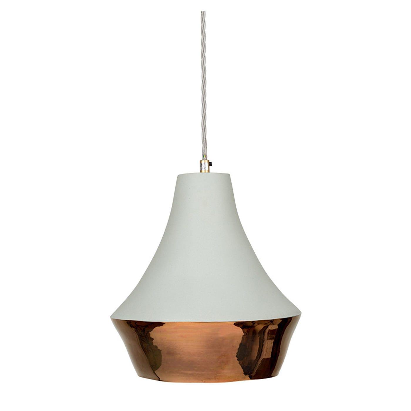 Lantern Pendant Duck Egg