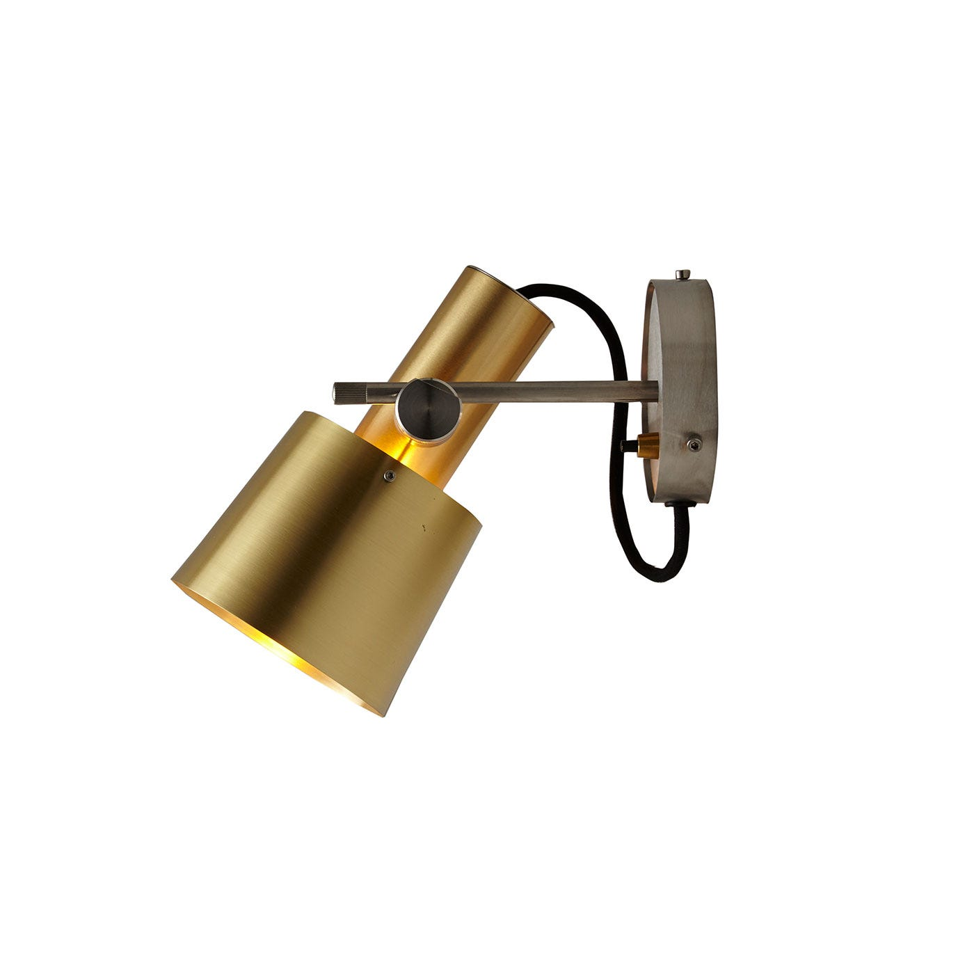 Chester Wall Light Satin Brass