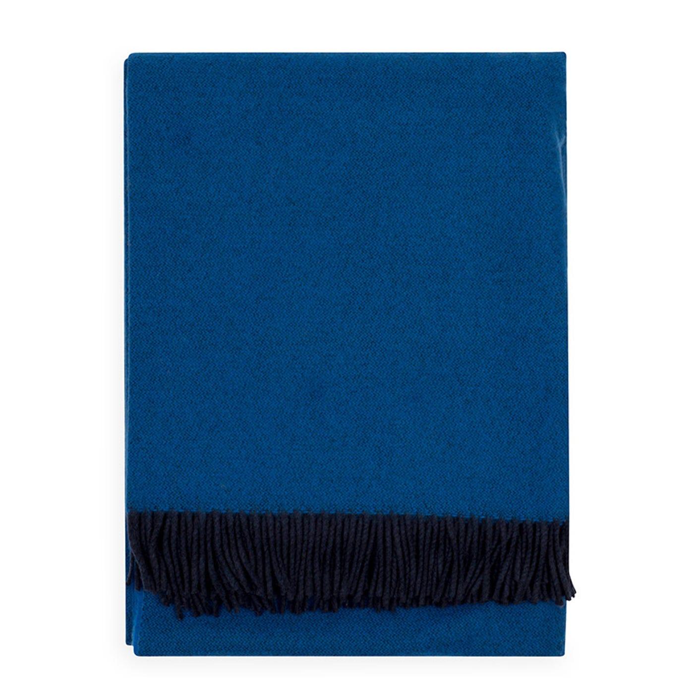 Two Tone Merino Blue