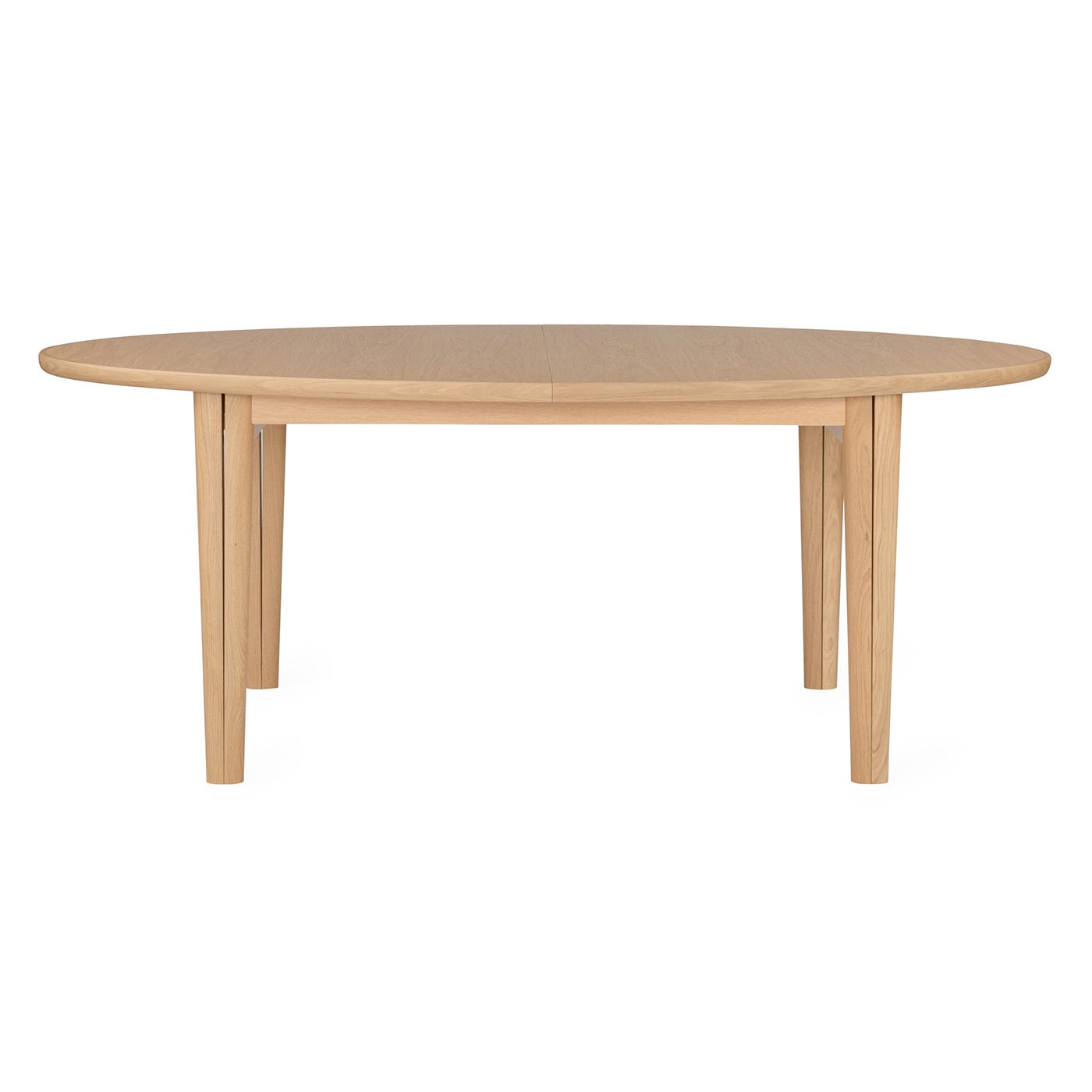 Ellipse Extending Dining Table 6 - 10 Seater