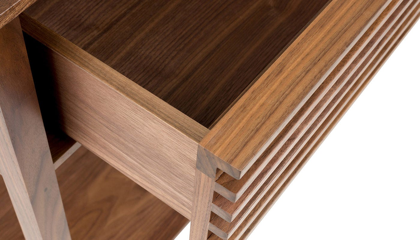 Verona side table walnut geotapseo Image collections