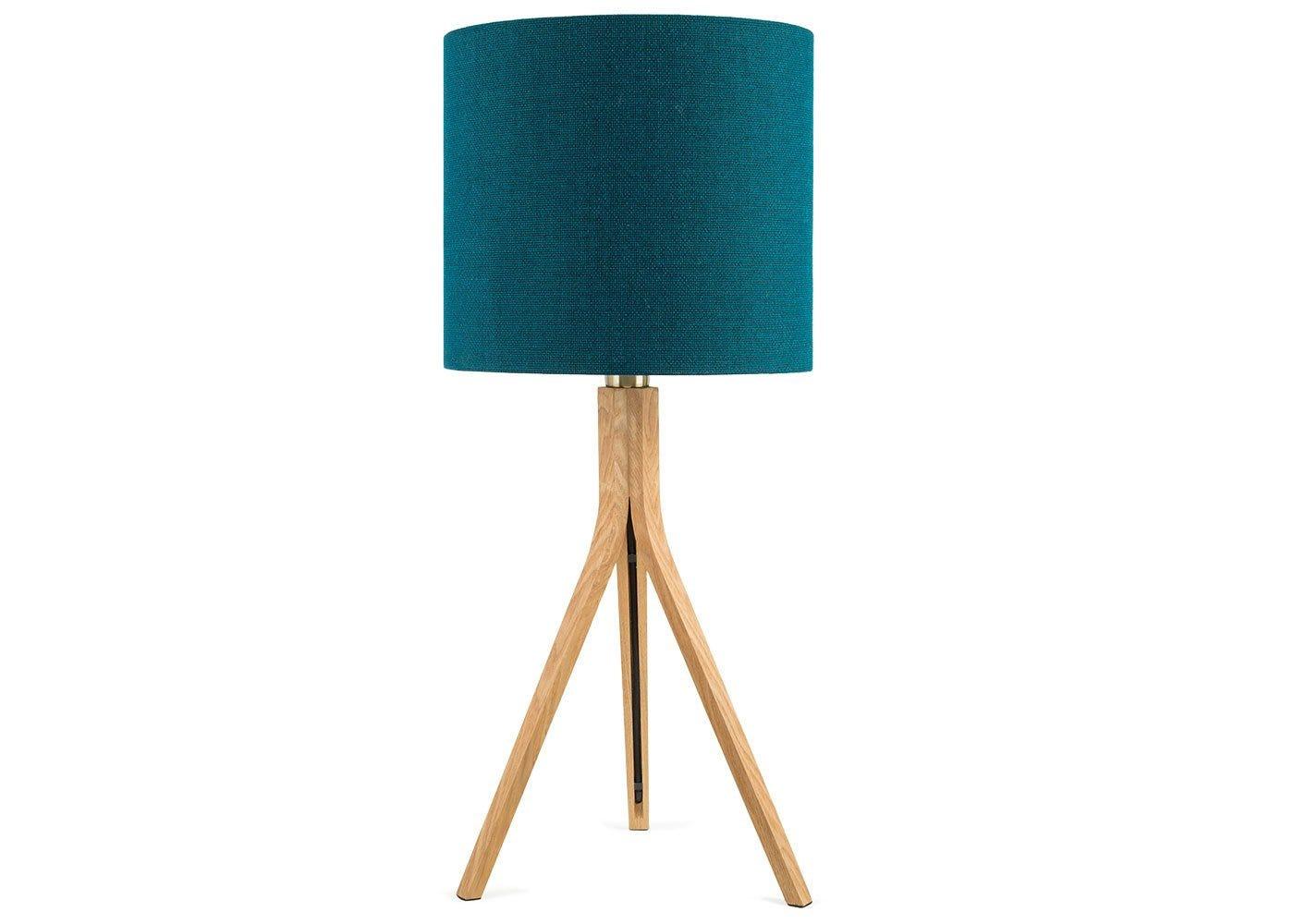 Heal S Baxter Wooden Table Lamp Base Oak Heal S
