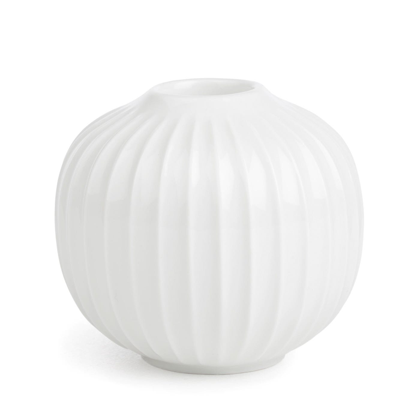 Hammershoi Candleholder White