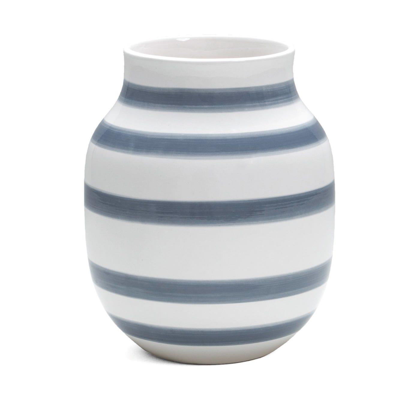Omaggio Vase Medium Light Blue