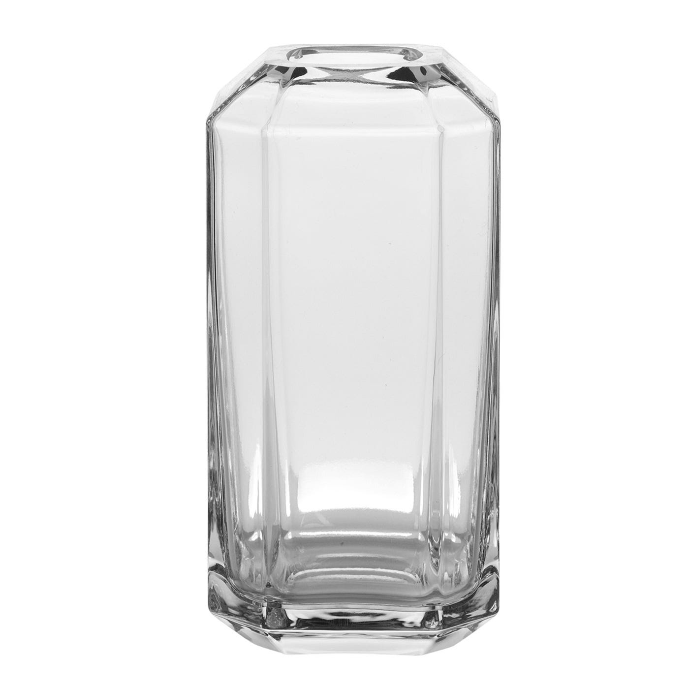 Jewel Vase Small Clear