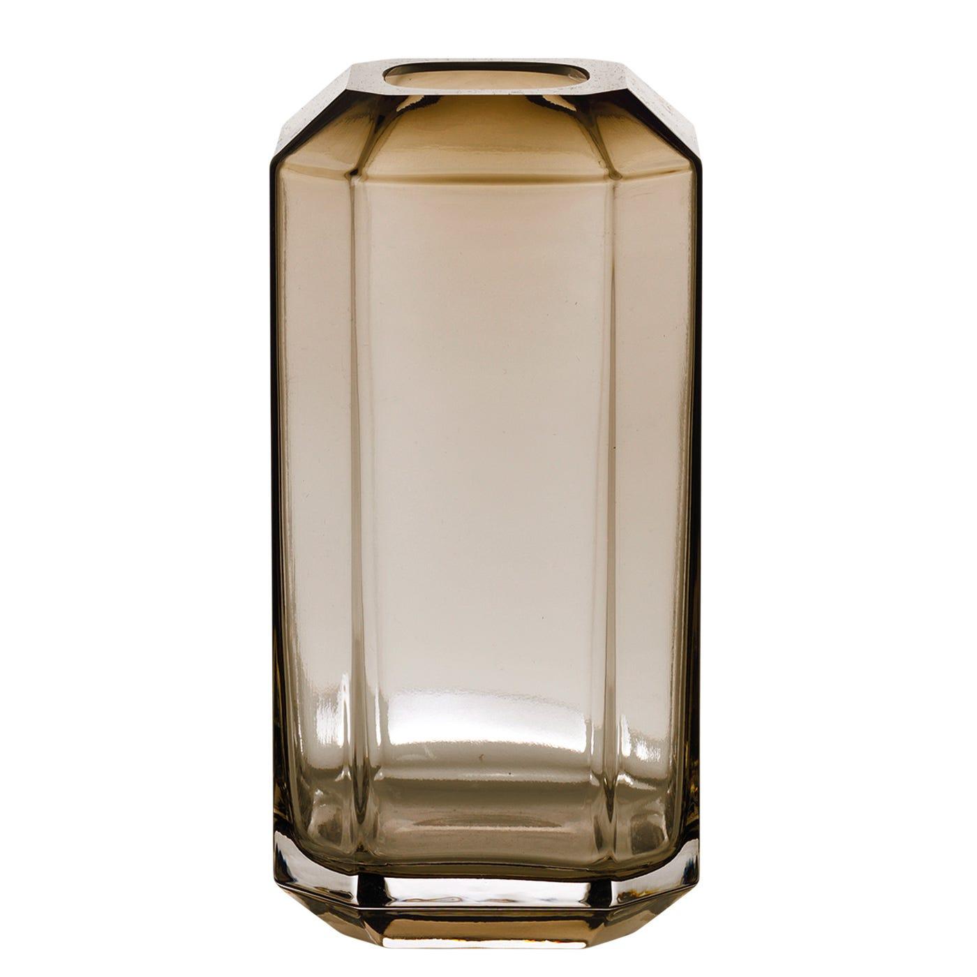 Jewel Vase Small Smoke