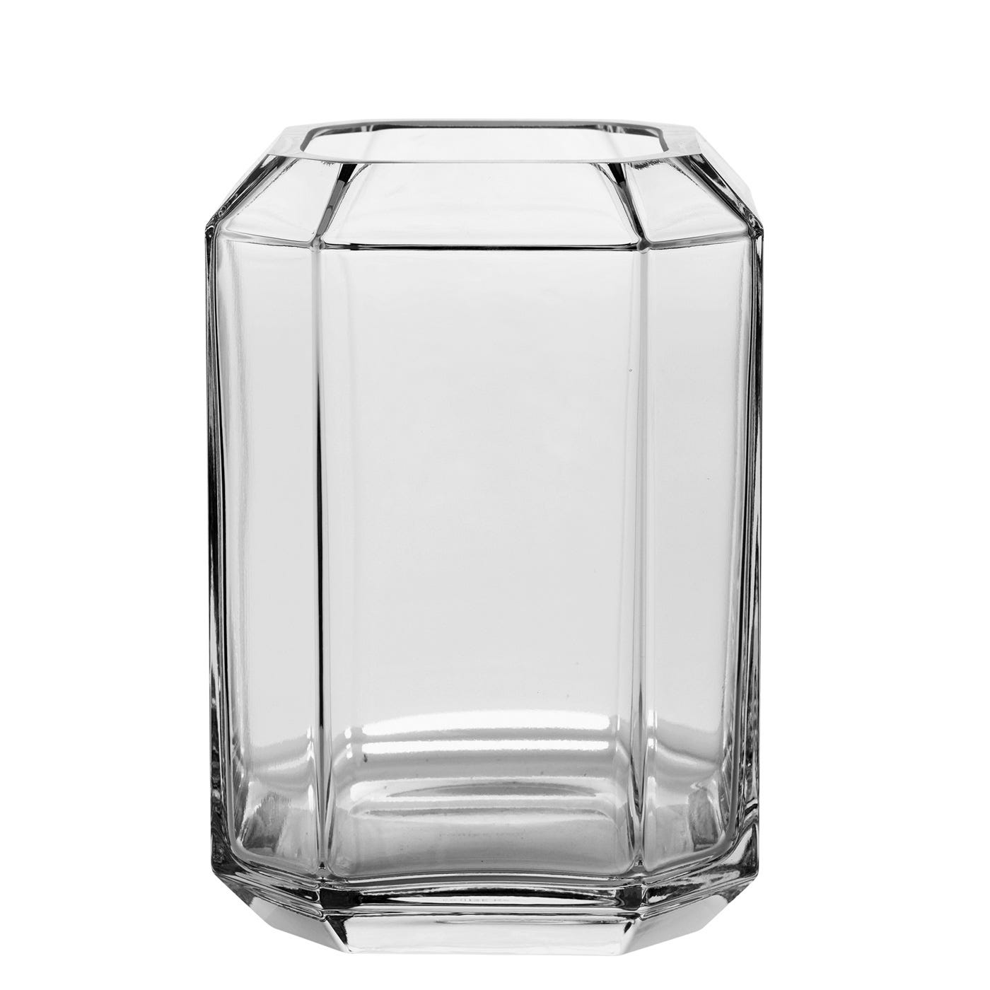 Jewel Vase Large Clear