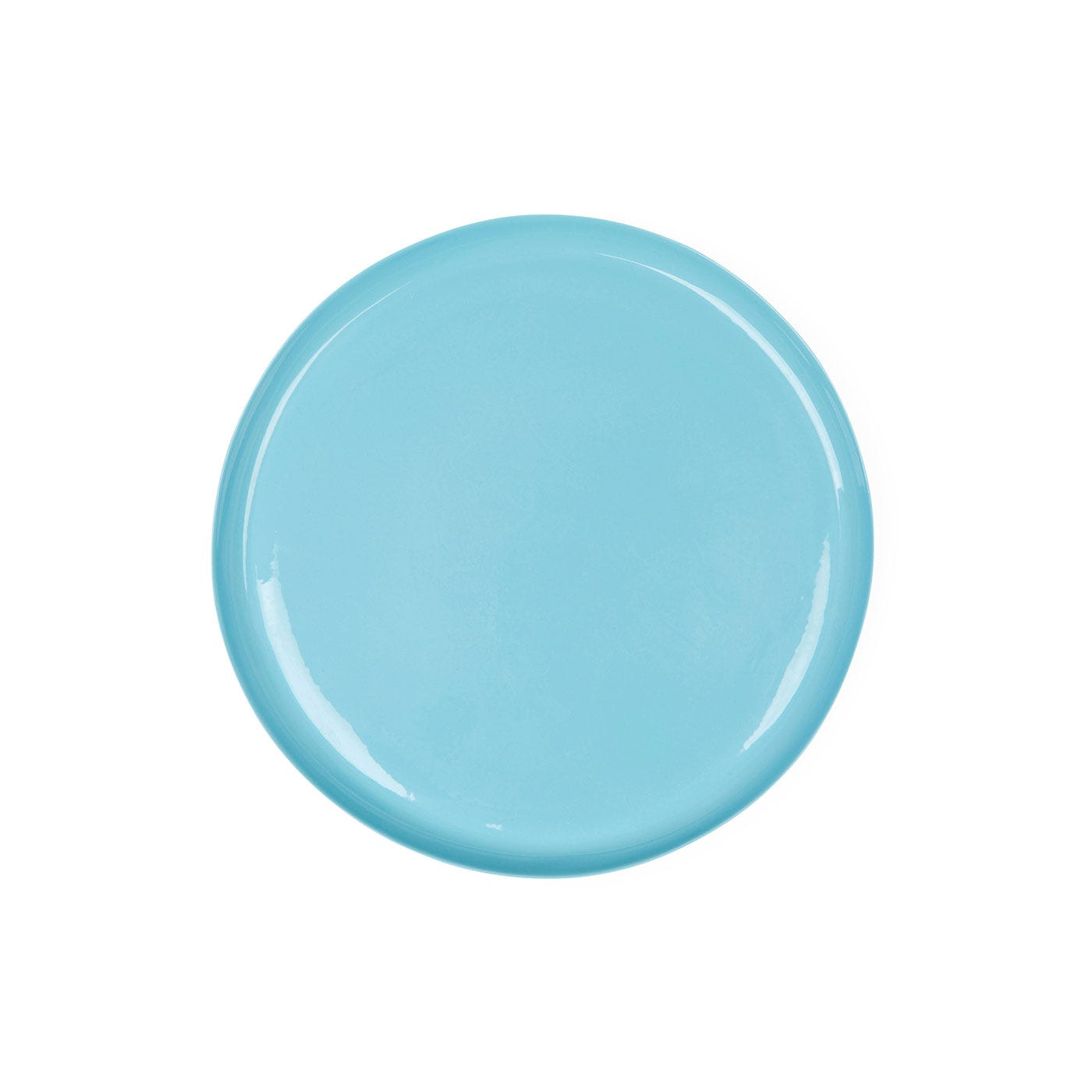 Porcelain Turquoise Side Plate
