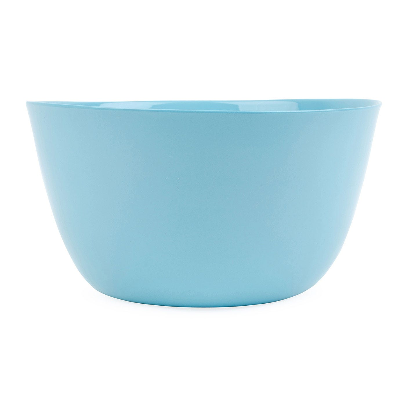 Porcelain Salad Bowl Turquoise
