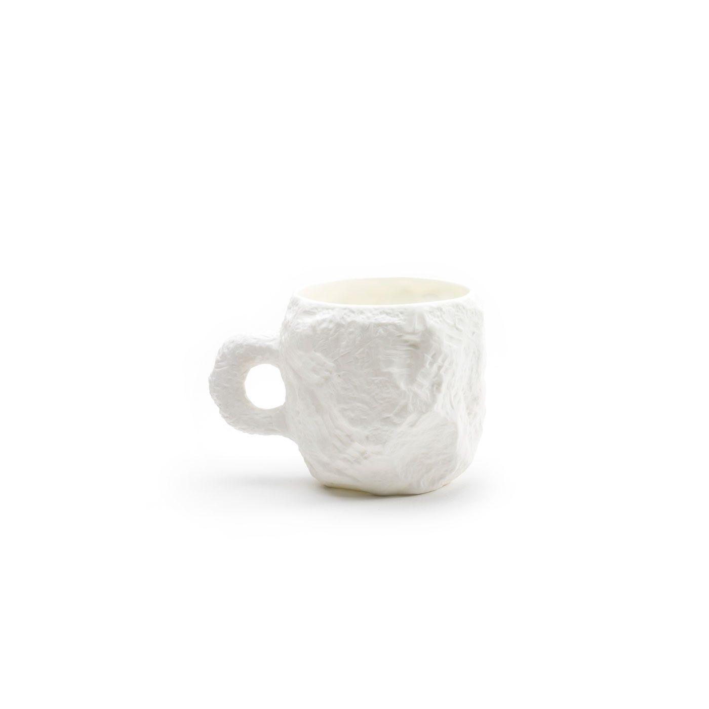 Crockery Mug White
